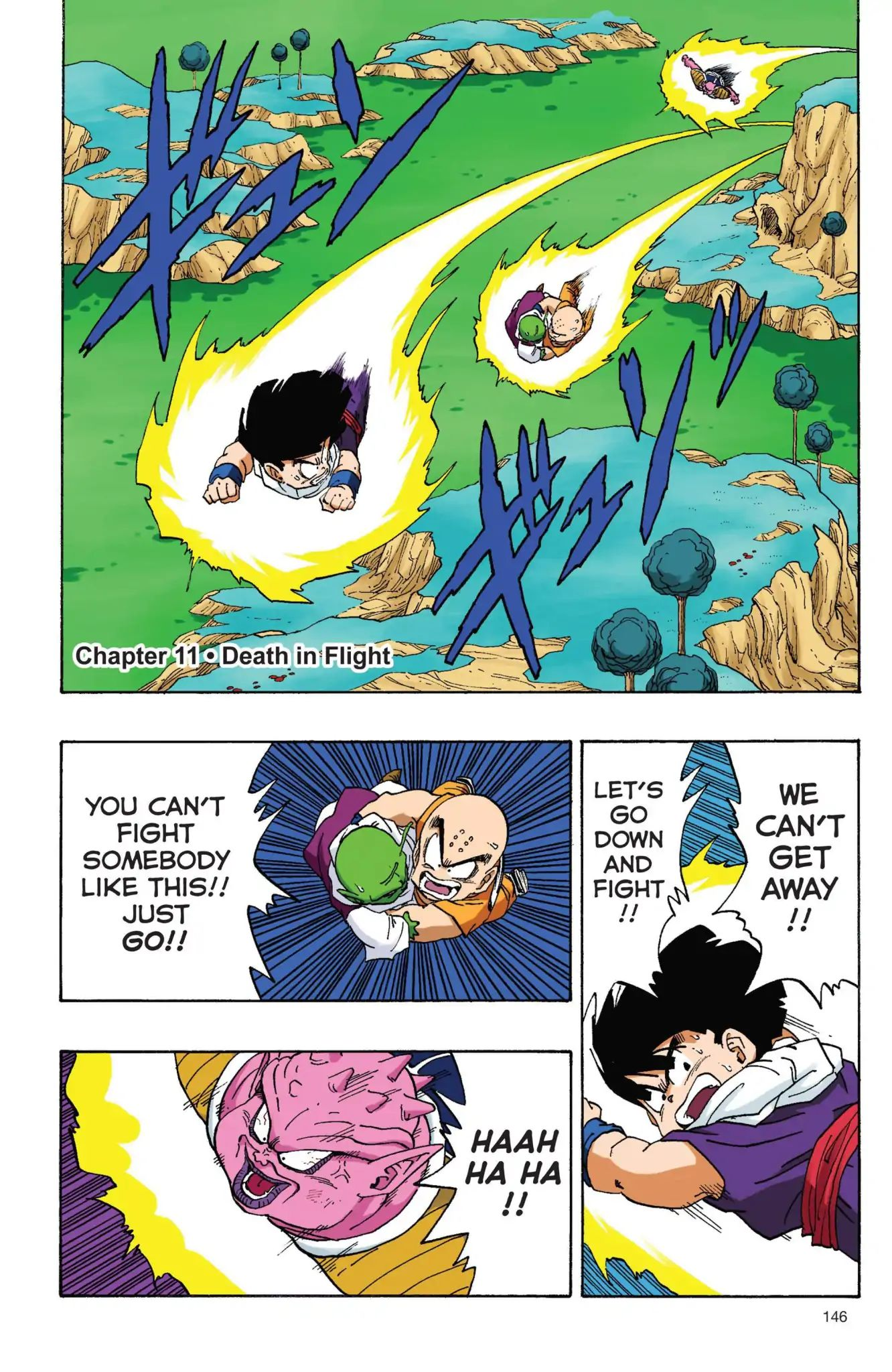 Dragon Ball Full Color Freeza Arc Chapter 11  Online Free Manga Read Image 1