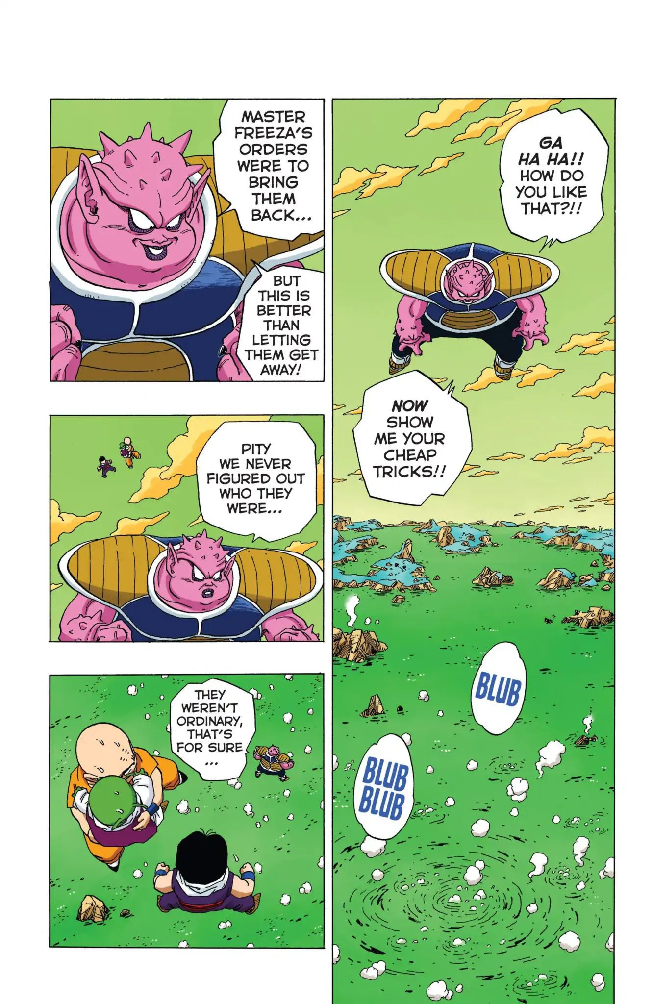 Dragon Ball Full Color Freeza Arc Chapter 11  Online Free Manga Read Image 11