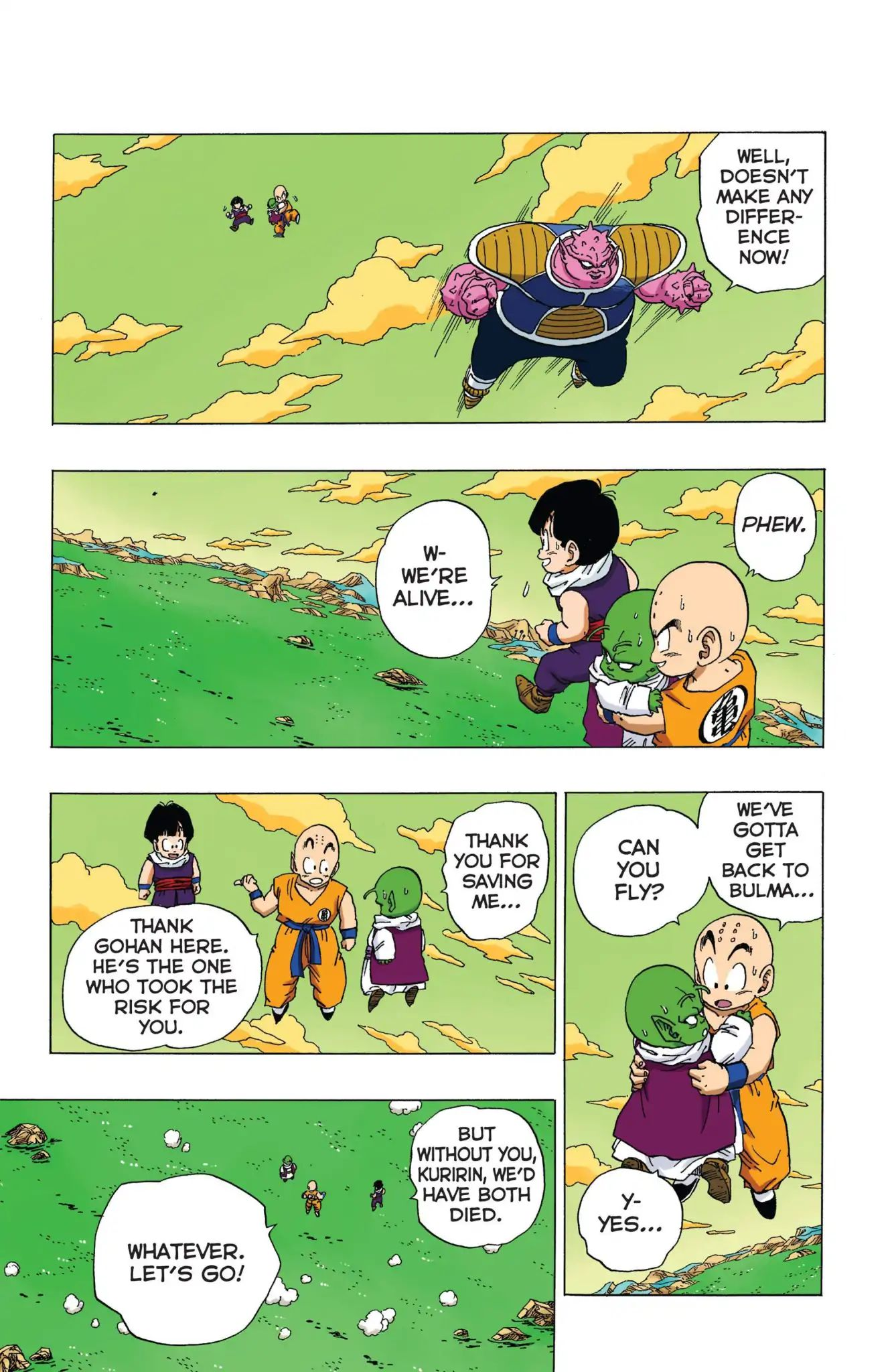 Dragon Ball Full Color Freeza Arc Chapter 11  Online Free Manga Read Image 12