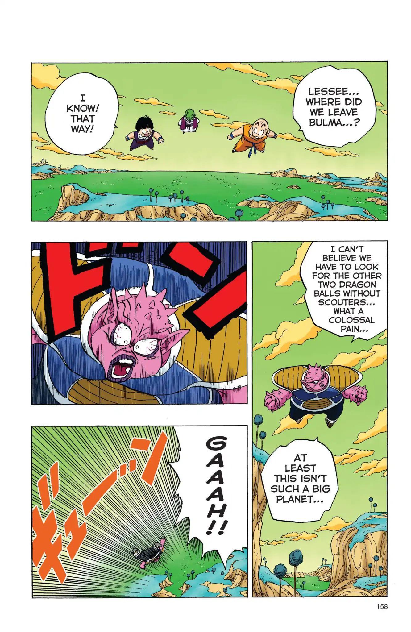 Dragon Ball Full Color Freeza Arc Chapter 11  Online Free Manga Read Image 13
