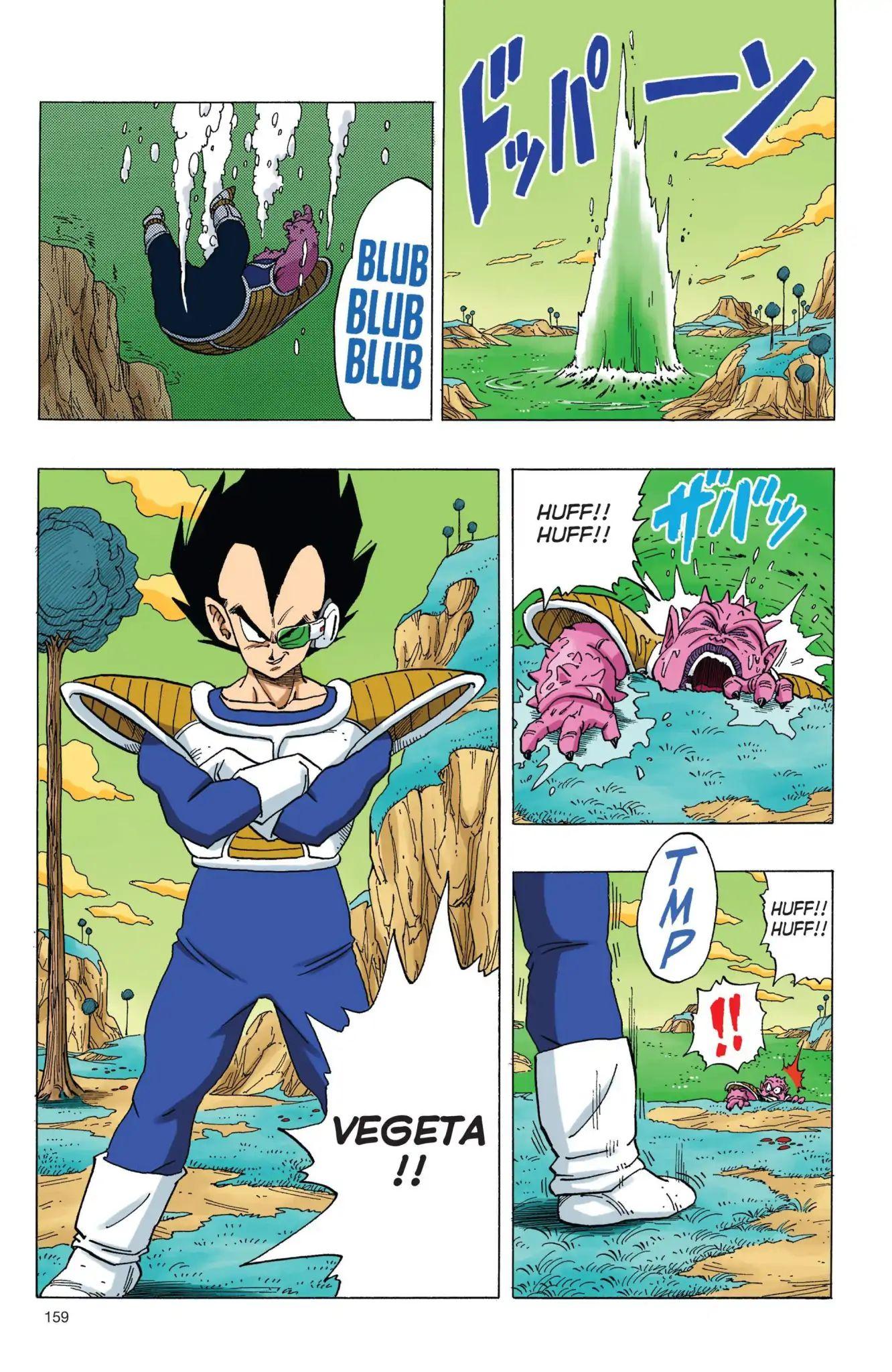 Dragon Ball Full Color Freeza Arc Chapter 11  Online Free Manga Read Image 14