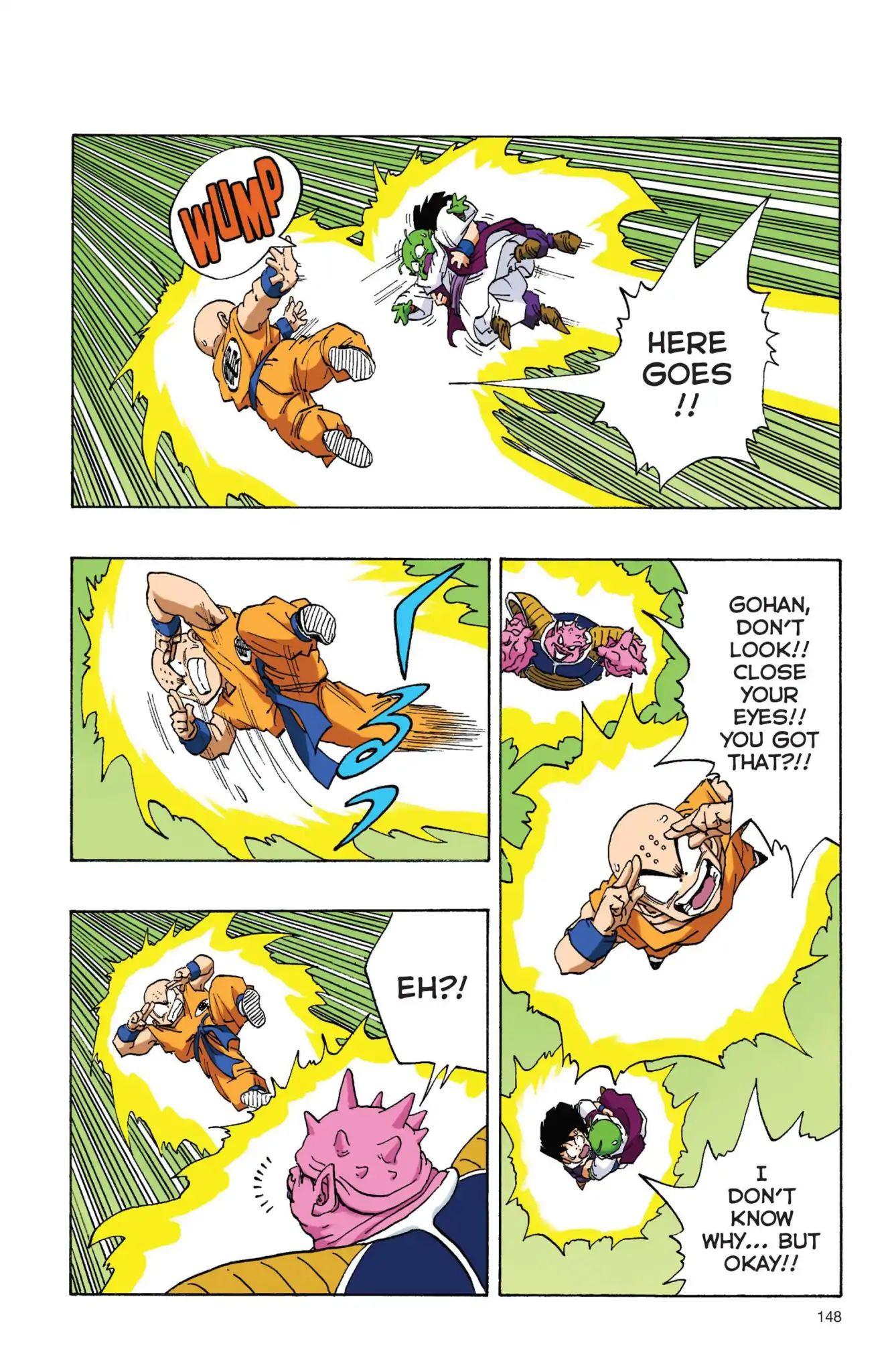 Dragon Ball Full Color Freeza Arc Chapter 11  Online Free Manga Read Image 3
