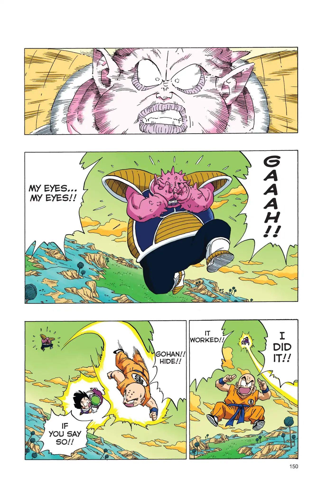 Dragon Ball Full Color Freeza Arc Chapter 11  Online Free Manga Read Image 5