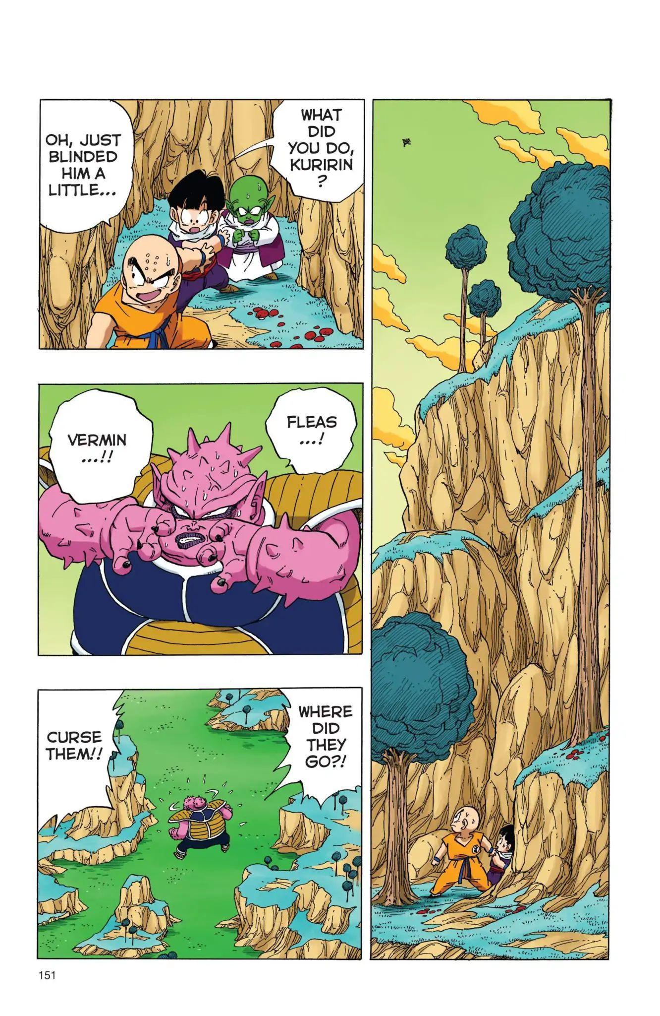 Dragon Ball Full Color Freeza Arc Chapter 11  Online Free Manga Read Image 6