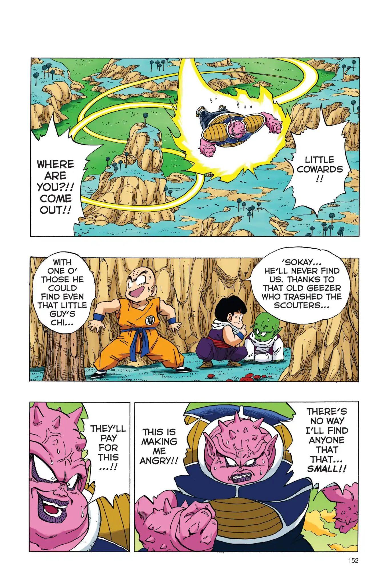 Dragon Ball Full Color Freeza Arc Chapter 11  Online Free Manga Read Image 7