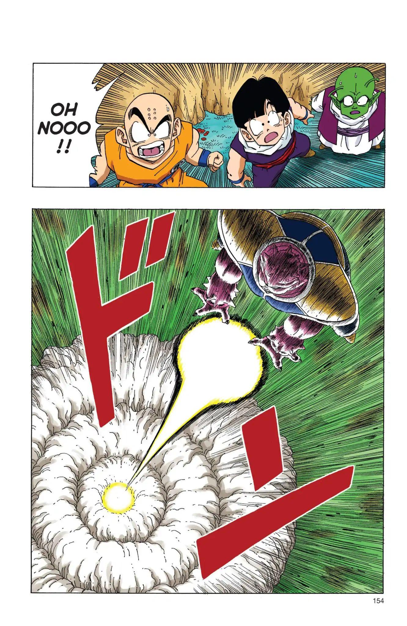 Dragon Ball Full Color Freeza Arc Chapter 11  Online Free Manga Read Image 9