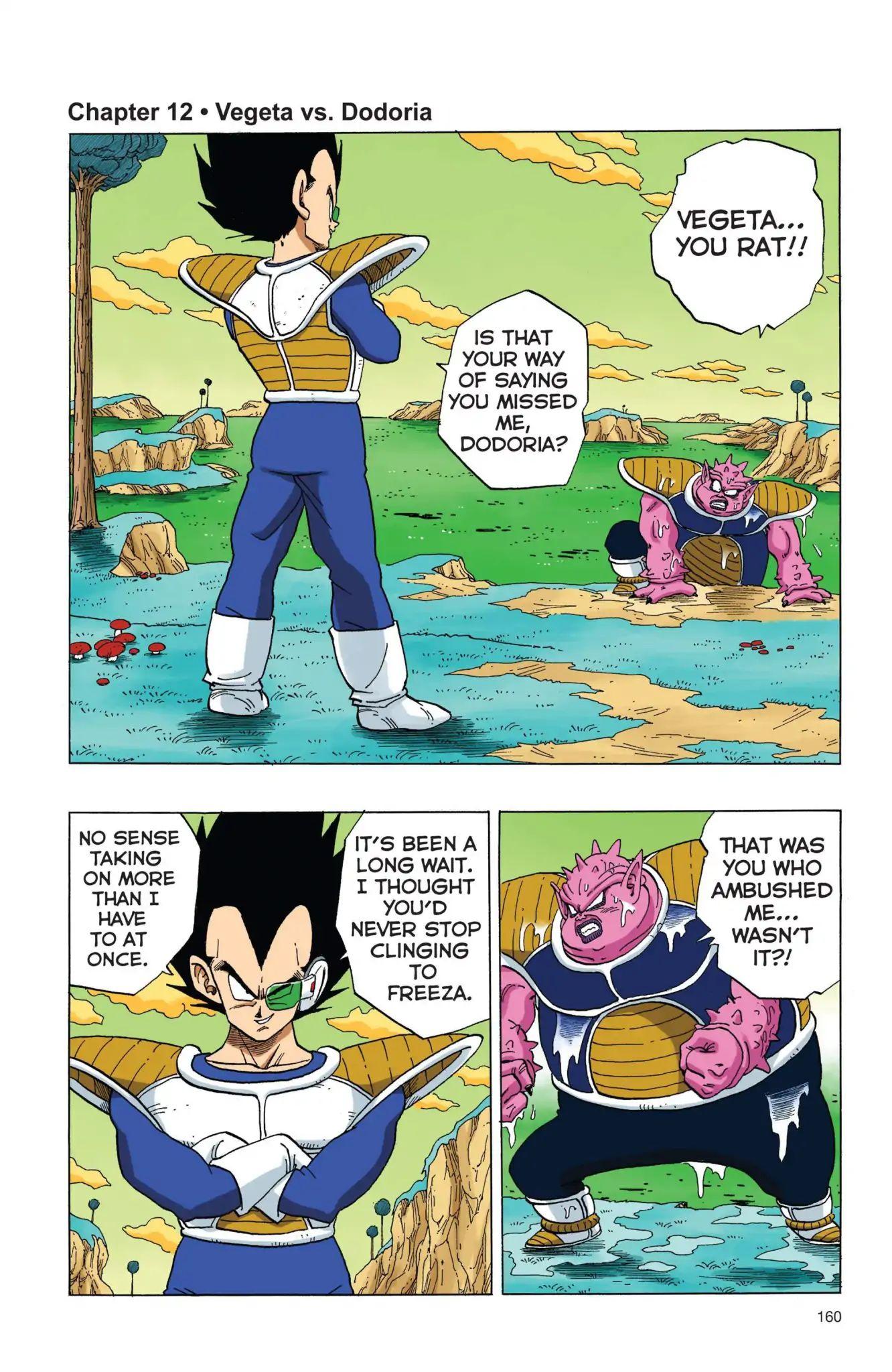 Dragon Ball Full Color Freeza Arc Chapter 12  Online Free Manga Read Image 1