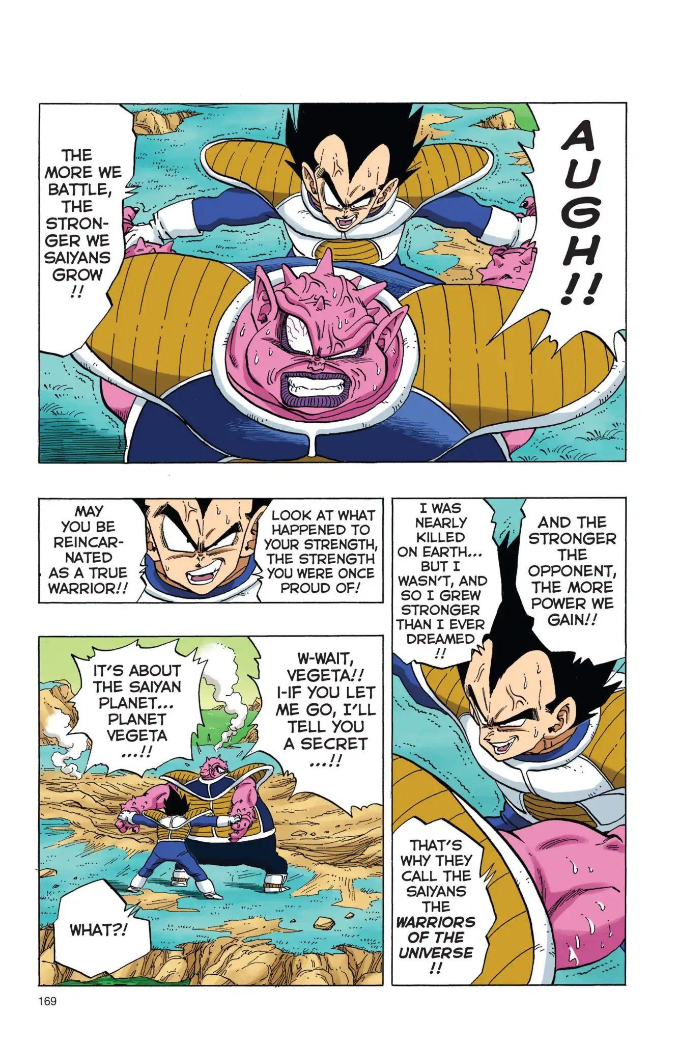Dragon Ball Full Color Freeza Arc Chapter 12  Online Free Manga Read Image 10