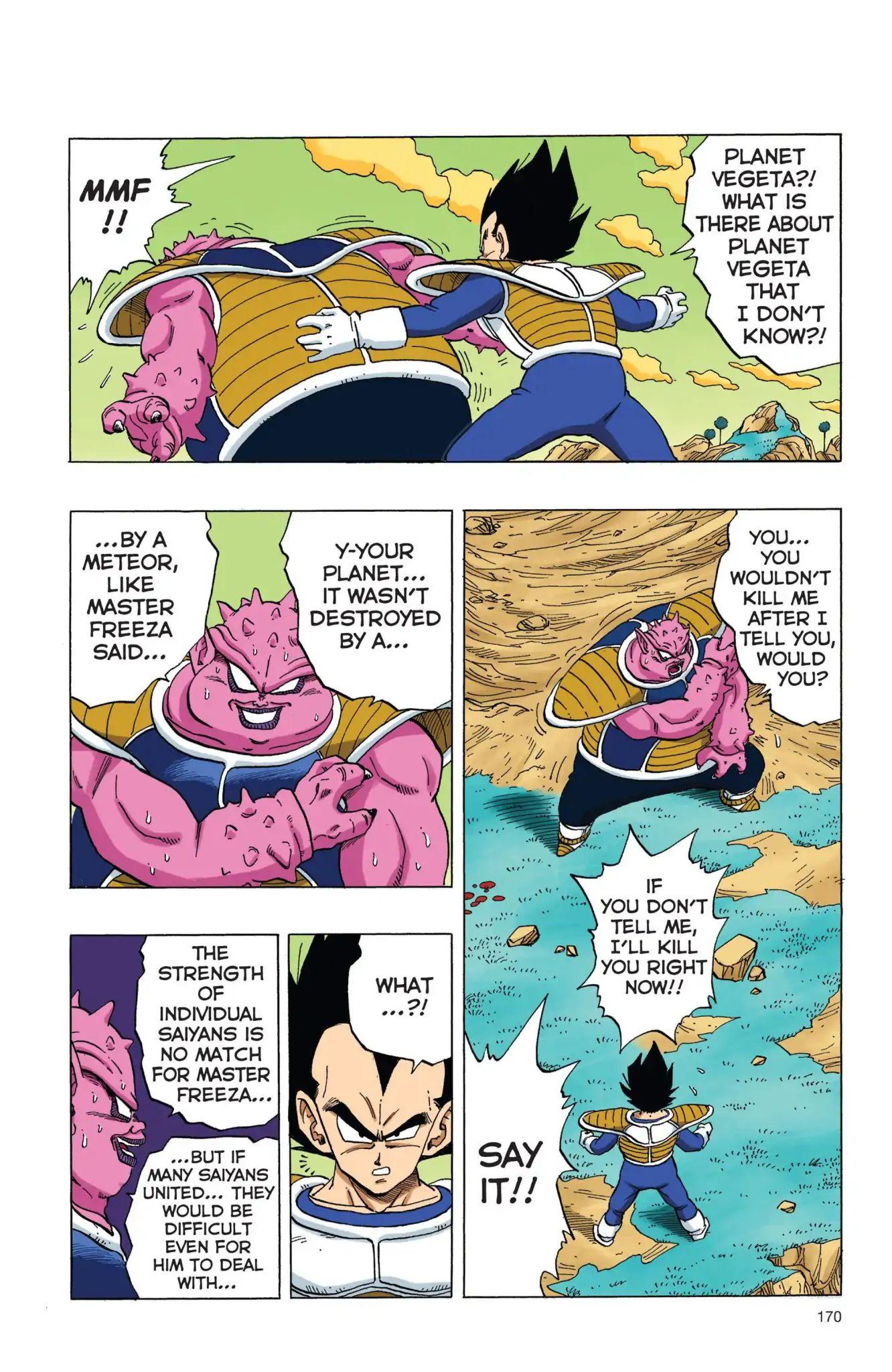 Dragon Ball Full Color Freeza Arc Chapter 12  Online Free Manga Read Image 11