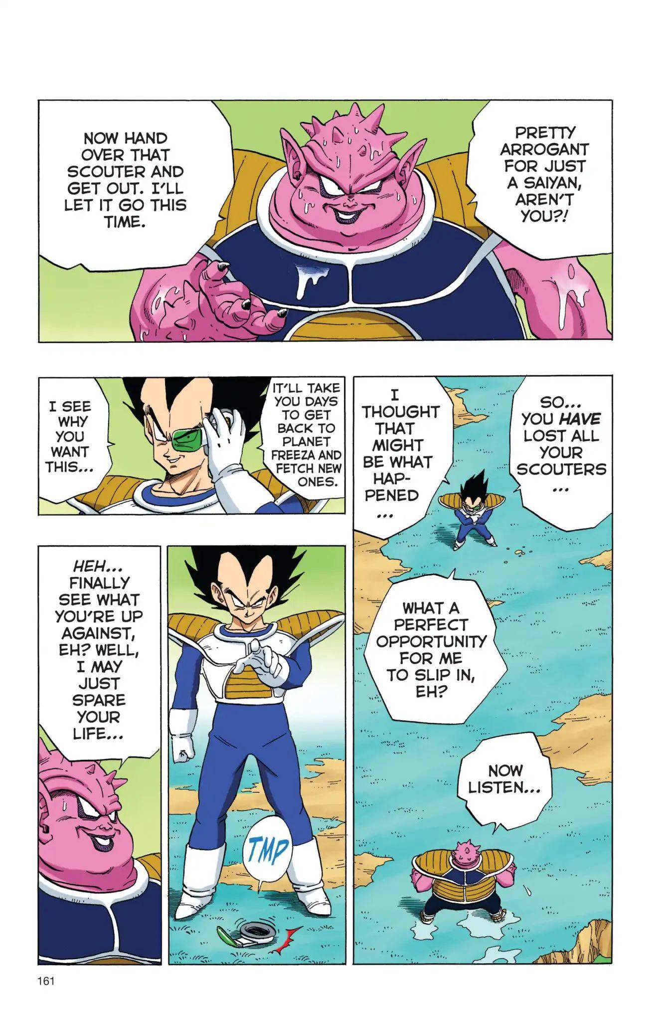Dragon Ball Full Color Freeza Arc Chapter 12  Online Free Manga Read Image 2
