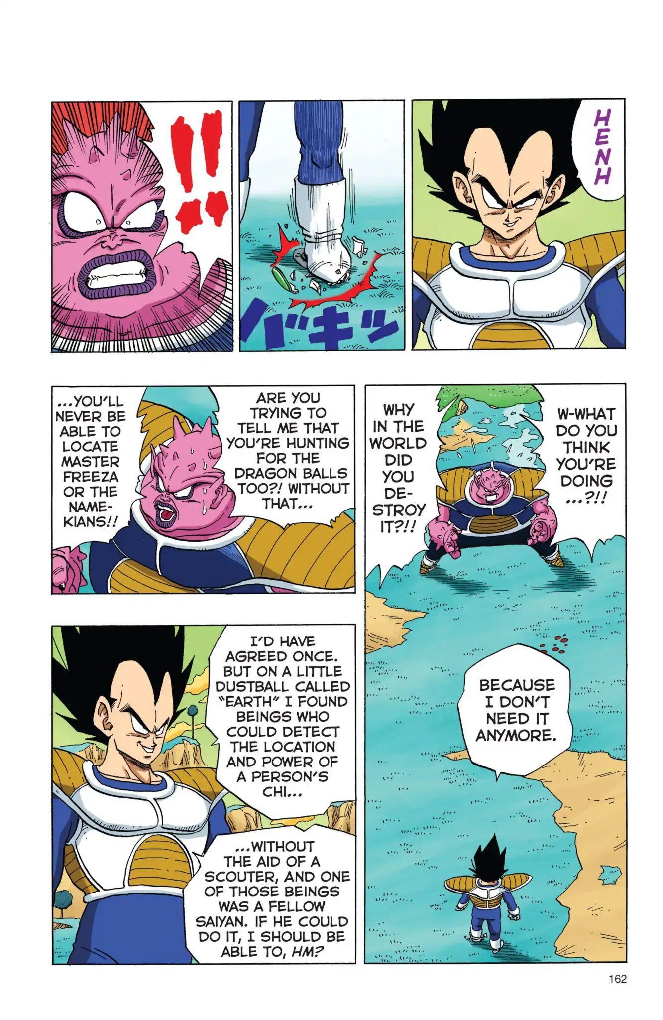 Dragon Ball Full Color Freeza Arc Chapter 12  Online Free Manga Read Image 3