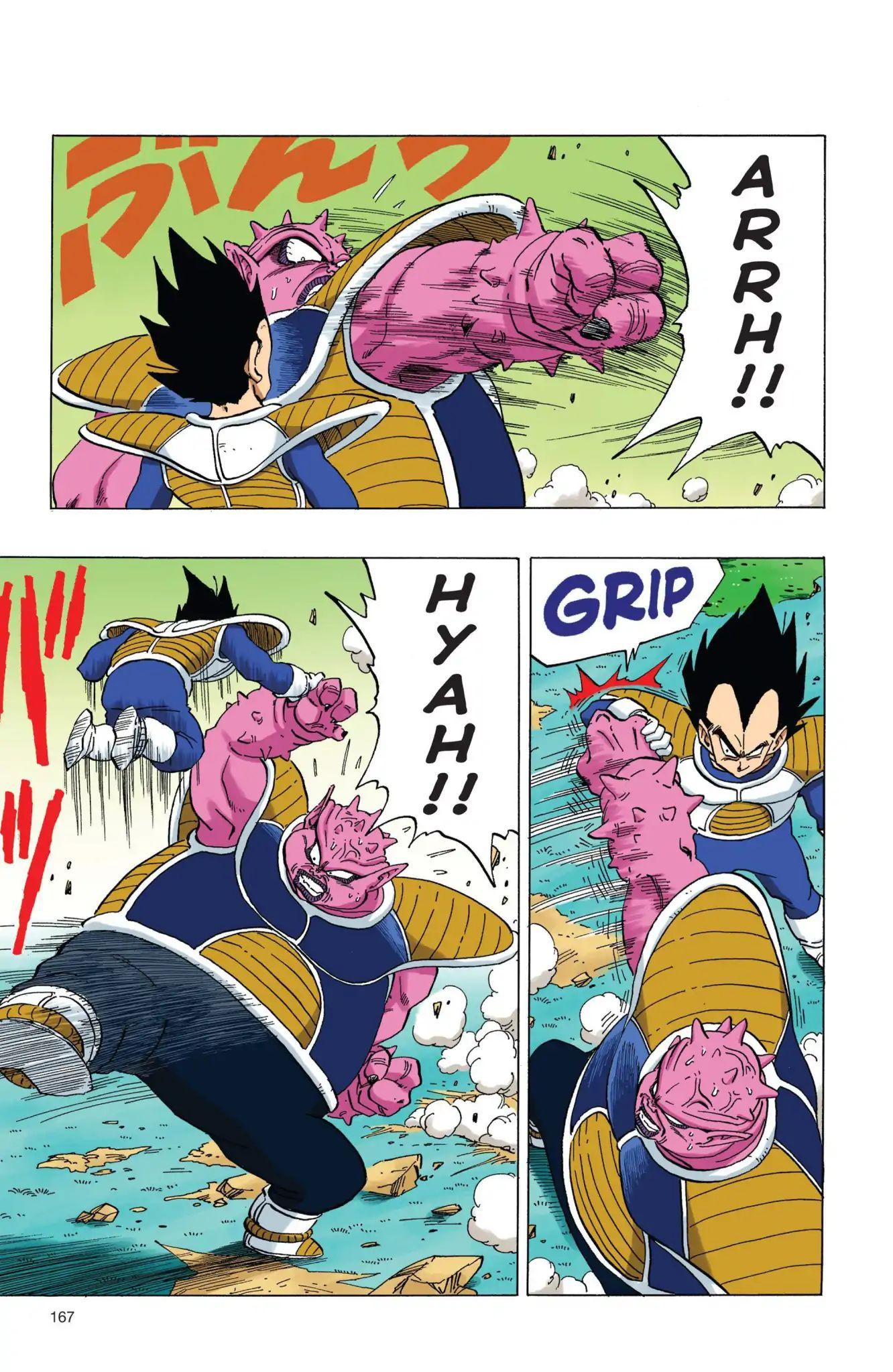 Dragon Ball Full Color Freeza Arc Chapter 12  Online Free Manga Read Image 8