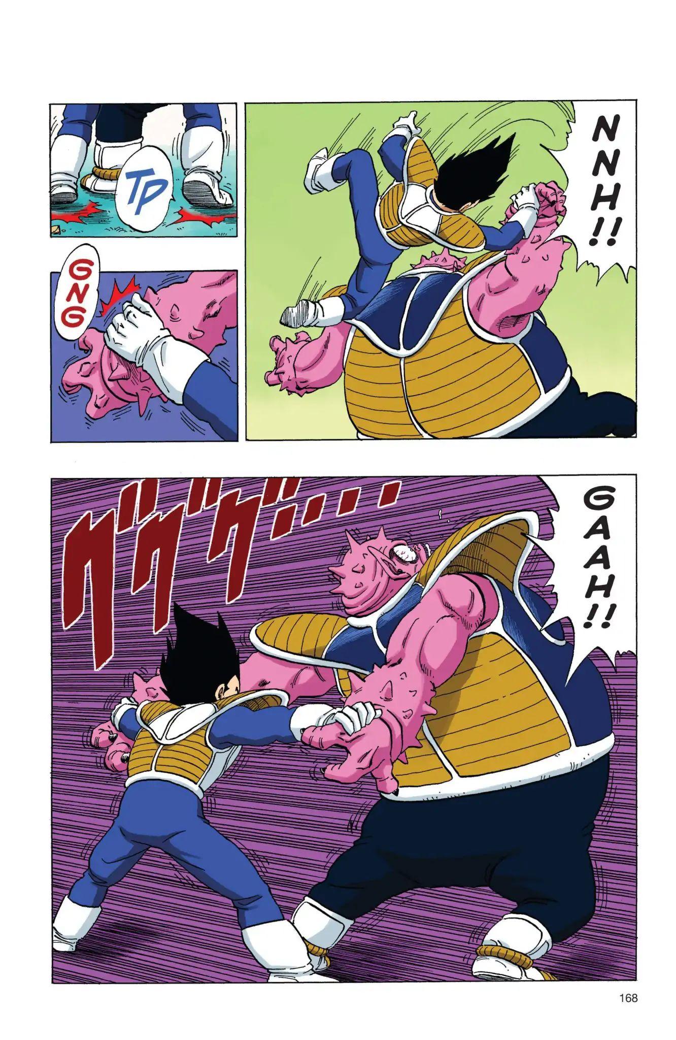 Dragon Ball Full Color Freeza Arc Chapter 12  Online Free Manga Read Image 9