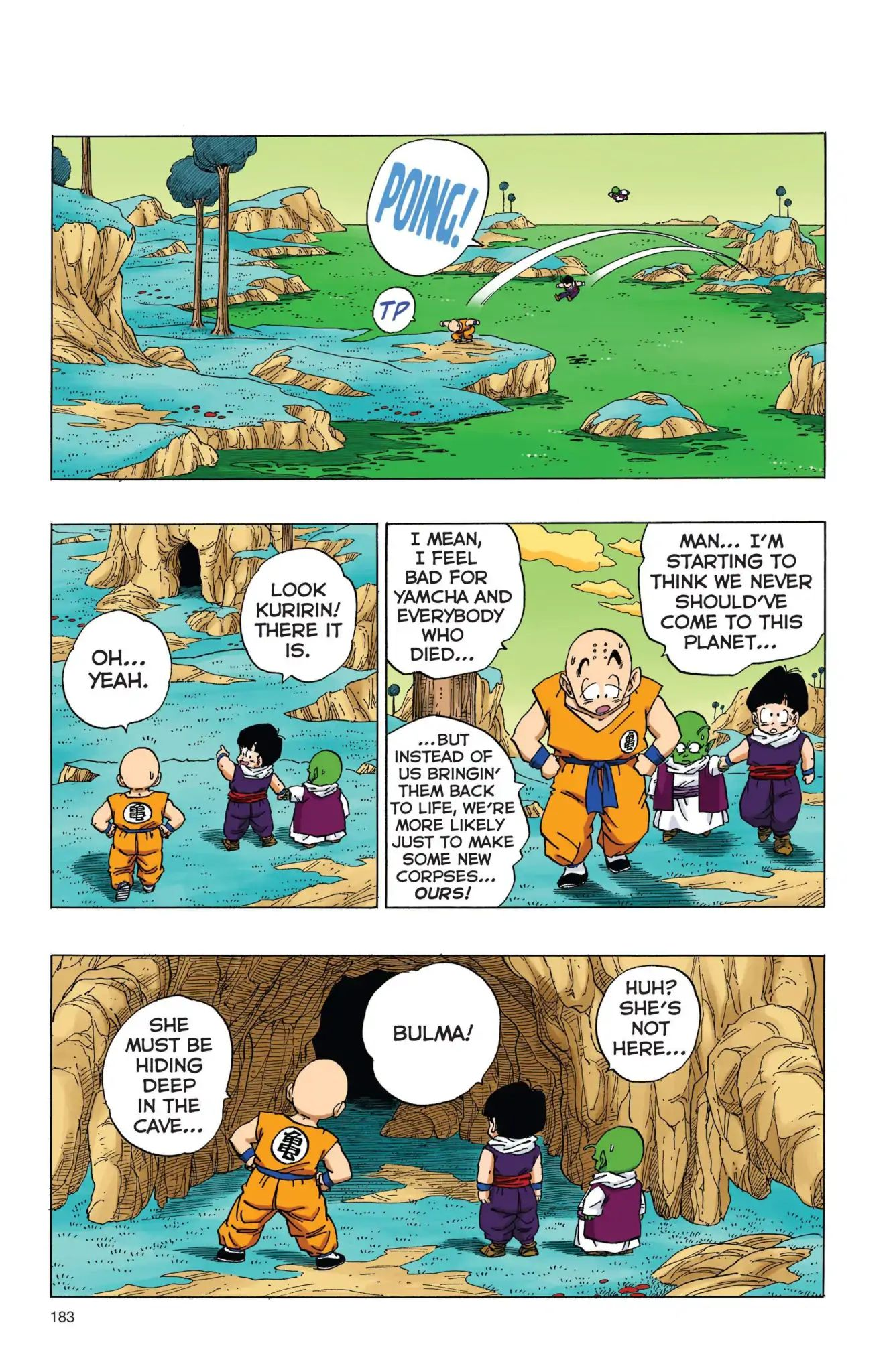 Dragon Ball Full Color Freeza Arc Chapter 13  Online Free Manga Read Image 10