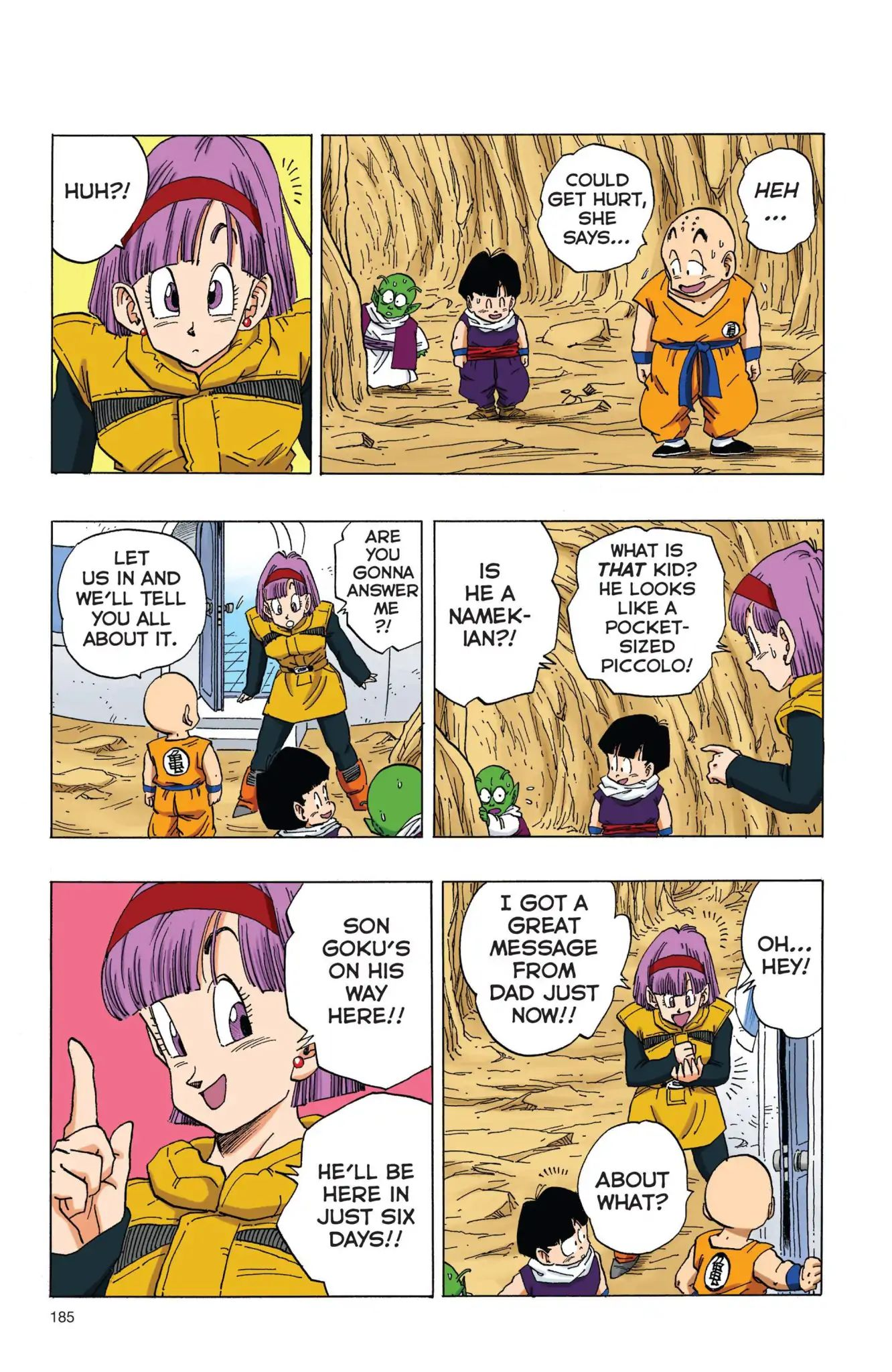 Dragon Ball Full Color Freeza Arc Chapter 13  Online Free Manga Read Image 12