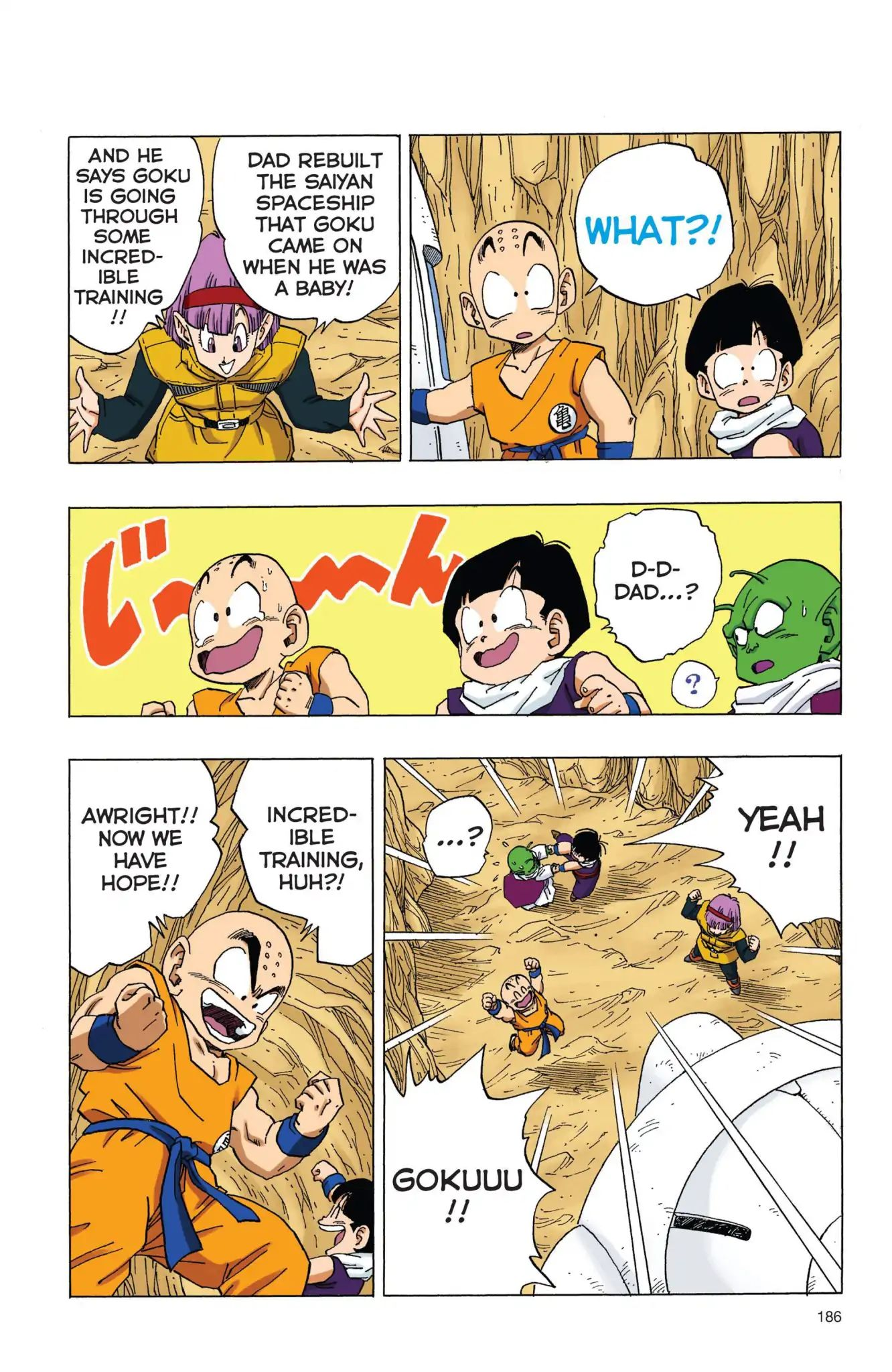 Dragon Ball Full Color Freeza Arc Chapter 13  Online Free Manga Read Image 13