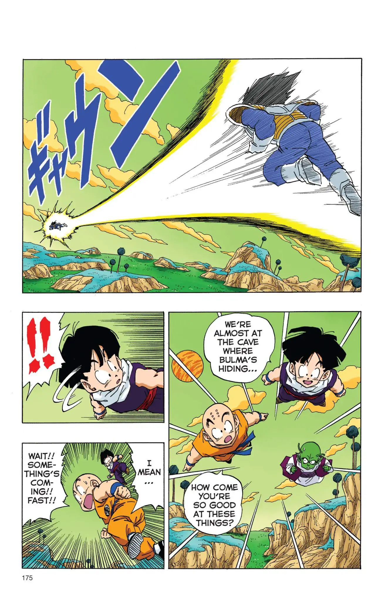 Dragon Ball Full Color Freeza Arc Chapter 13  Online Free Manga Read Image 2