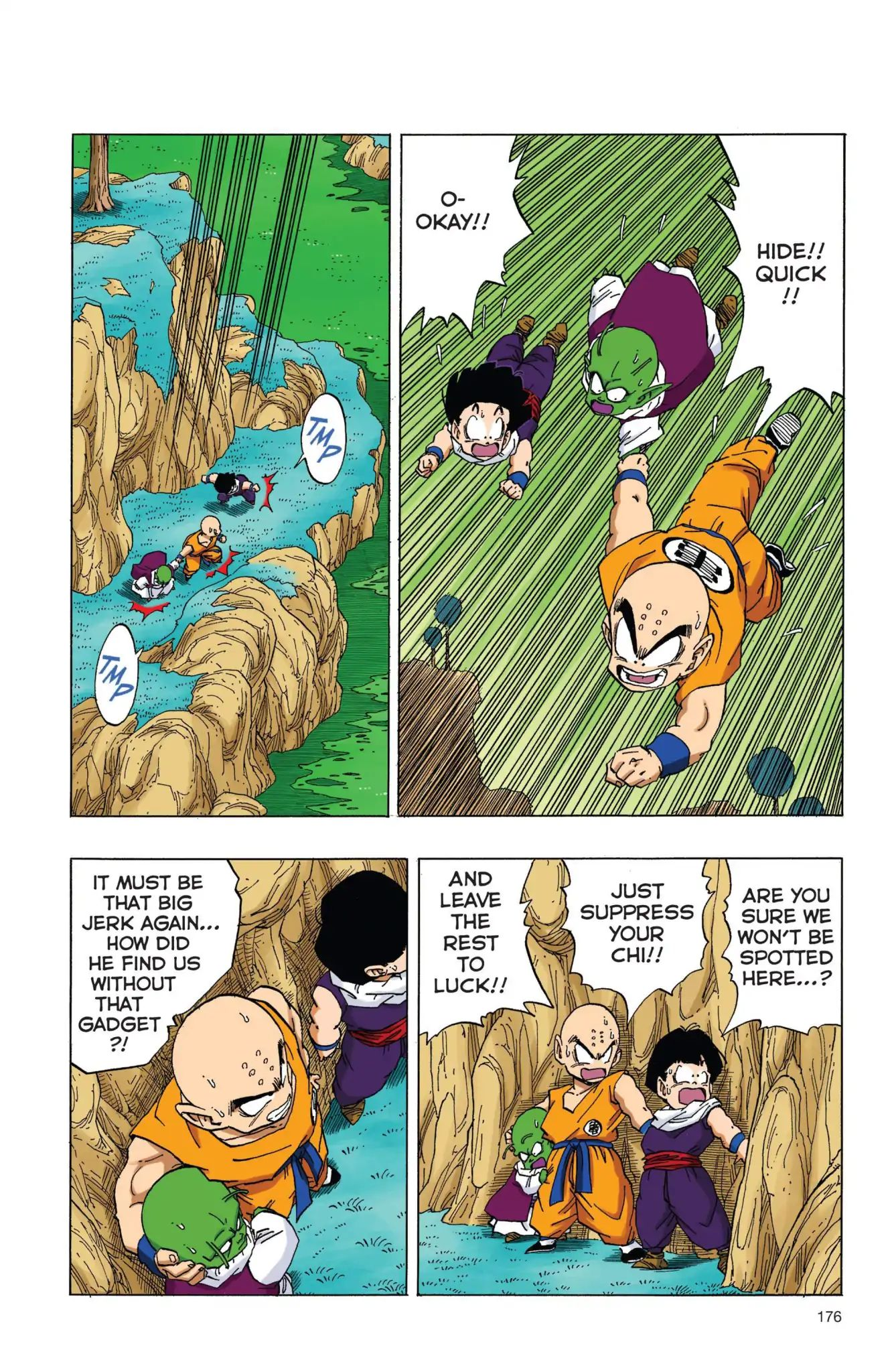 Dragon Ball Full Color Freeza Arc Chapter 13  Online Free Manga Read Image 3