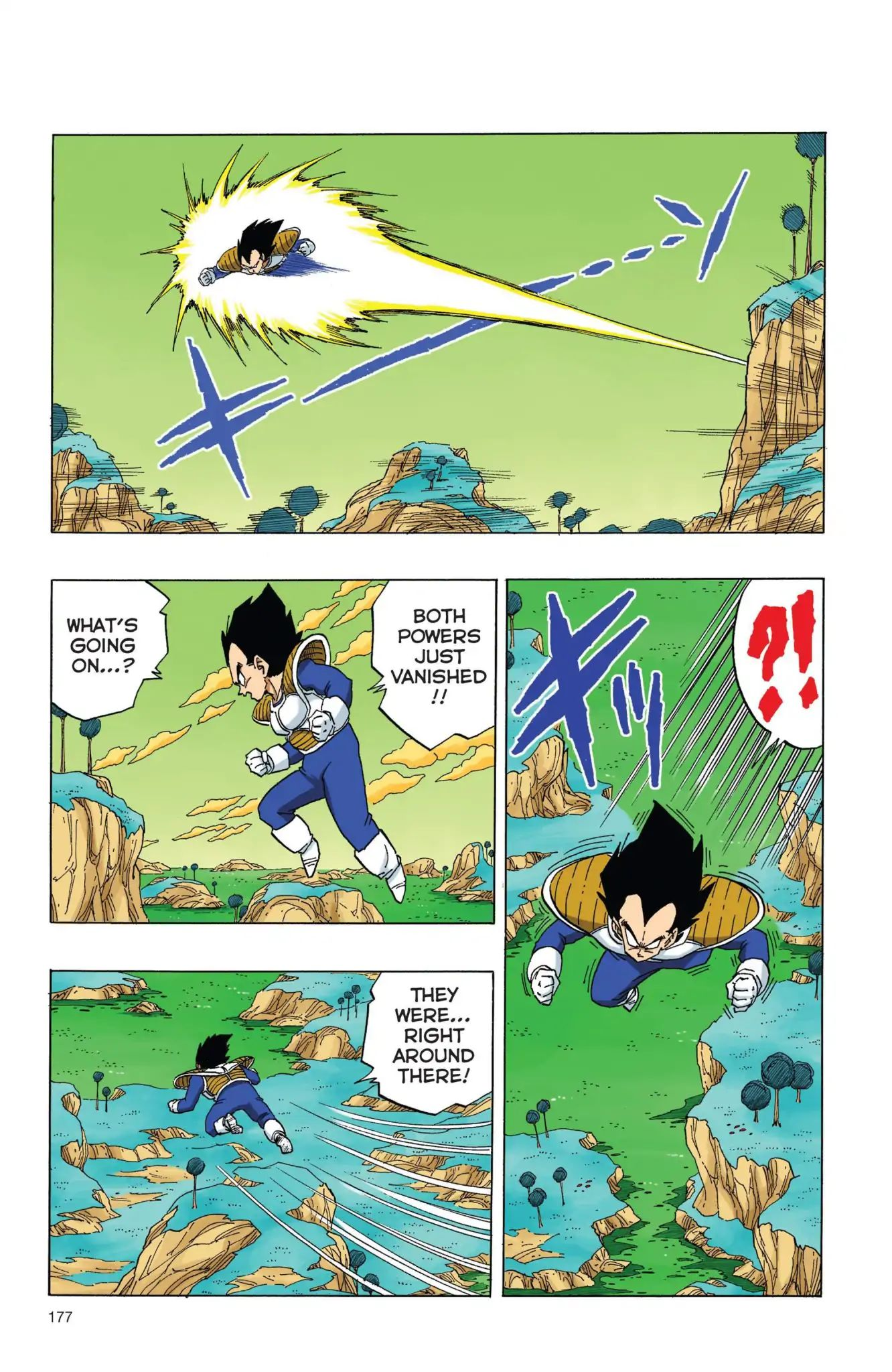 Dragon Ball Full Color Freeza Arc Chapter 13  Online Free Manga Read Image 4