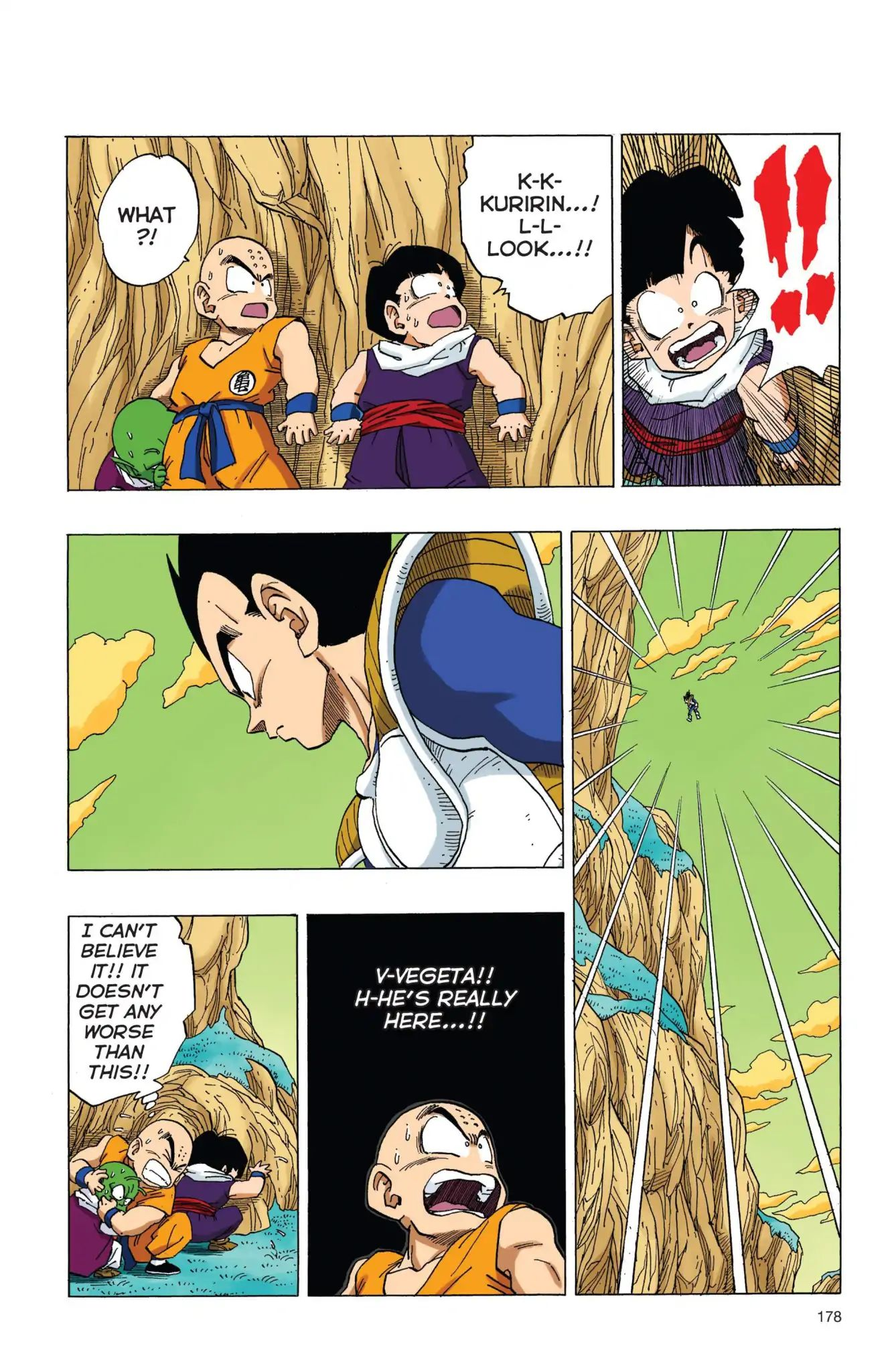 Dragon Ball Full Color Freeza Arc Chapter 13  Online Free Manga Read Image 5