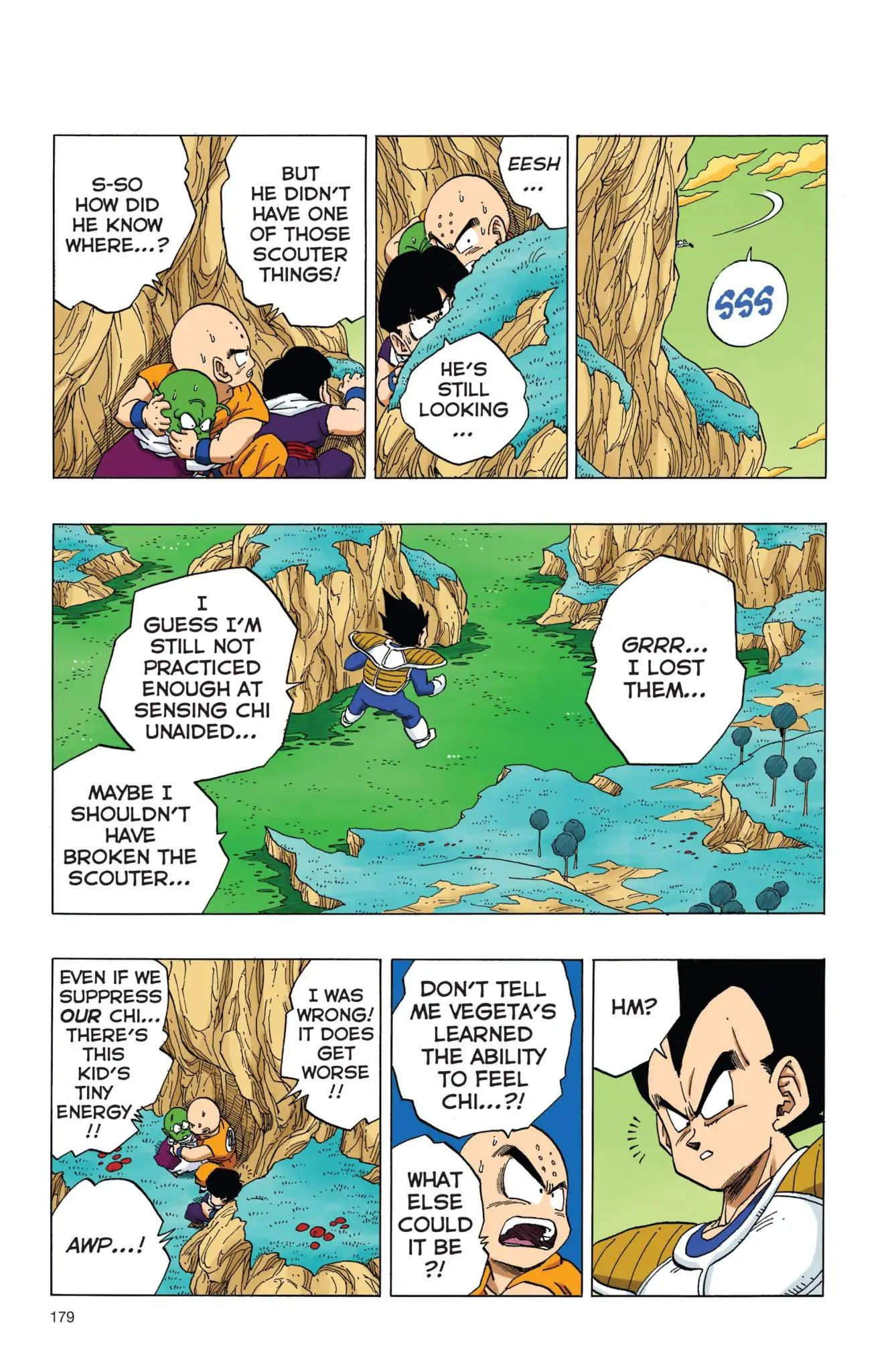 Dragon Ball Full Color Freeza Arc Chapter 13  Online Free Manga Read Image 6