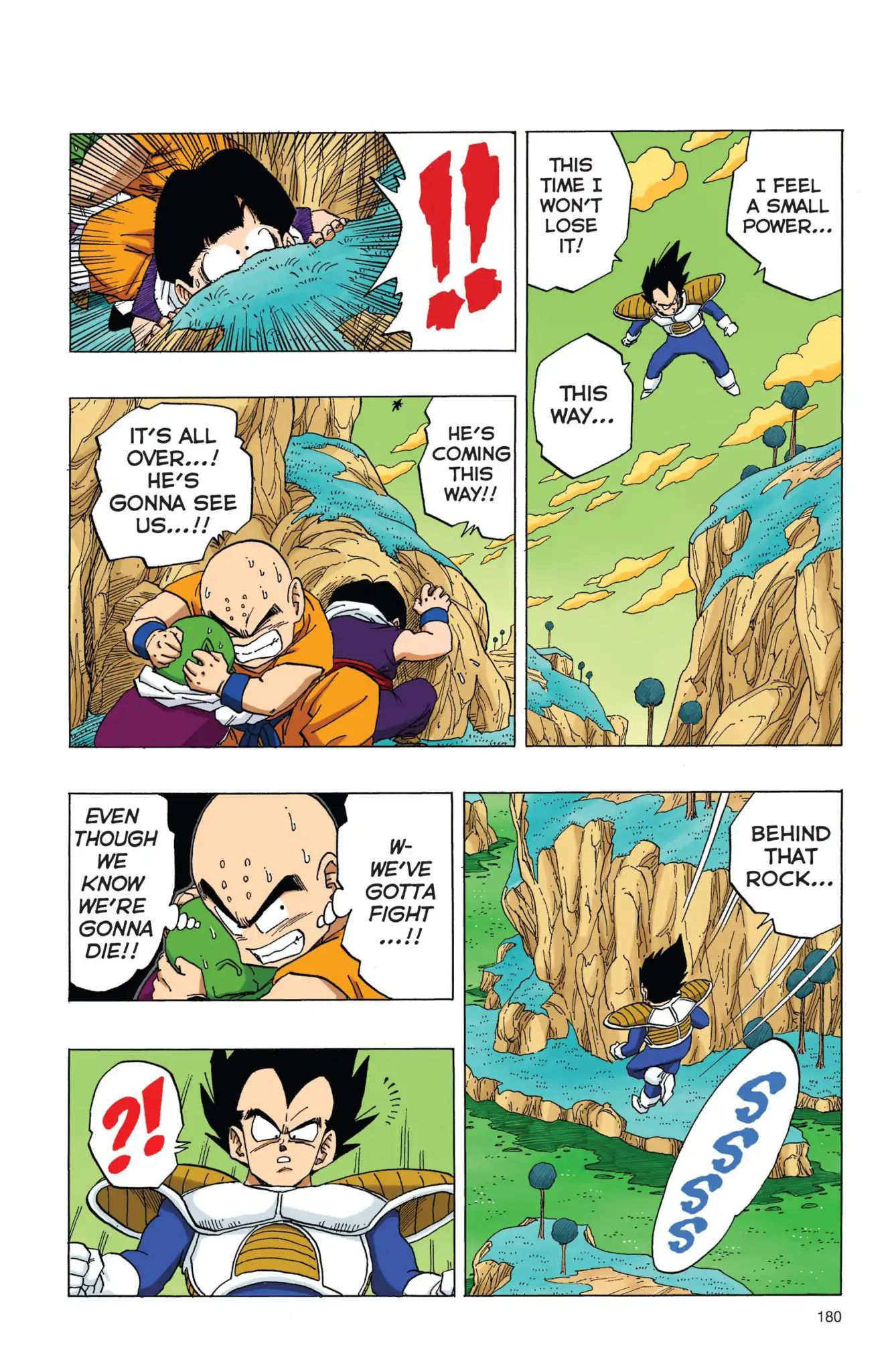 Dragon Ball Full Color Freeza Arc Chapter 13  Online Free Manga Read Image 7