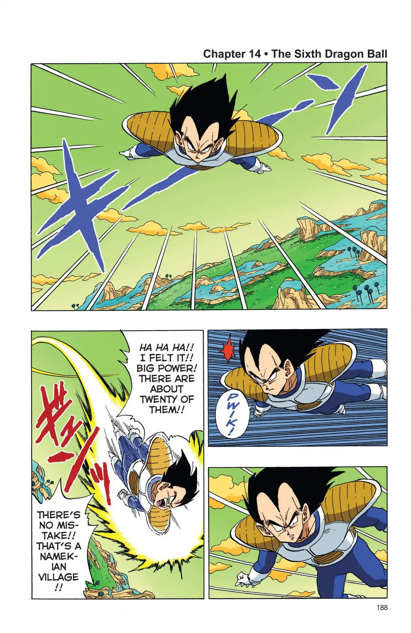 Dragon Ball Full Color Freeza Arc Chapter 14  Online Free Manga Read Image 1