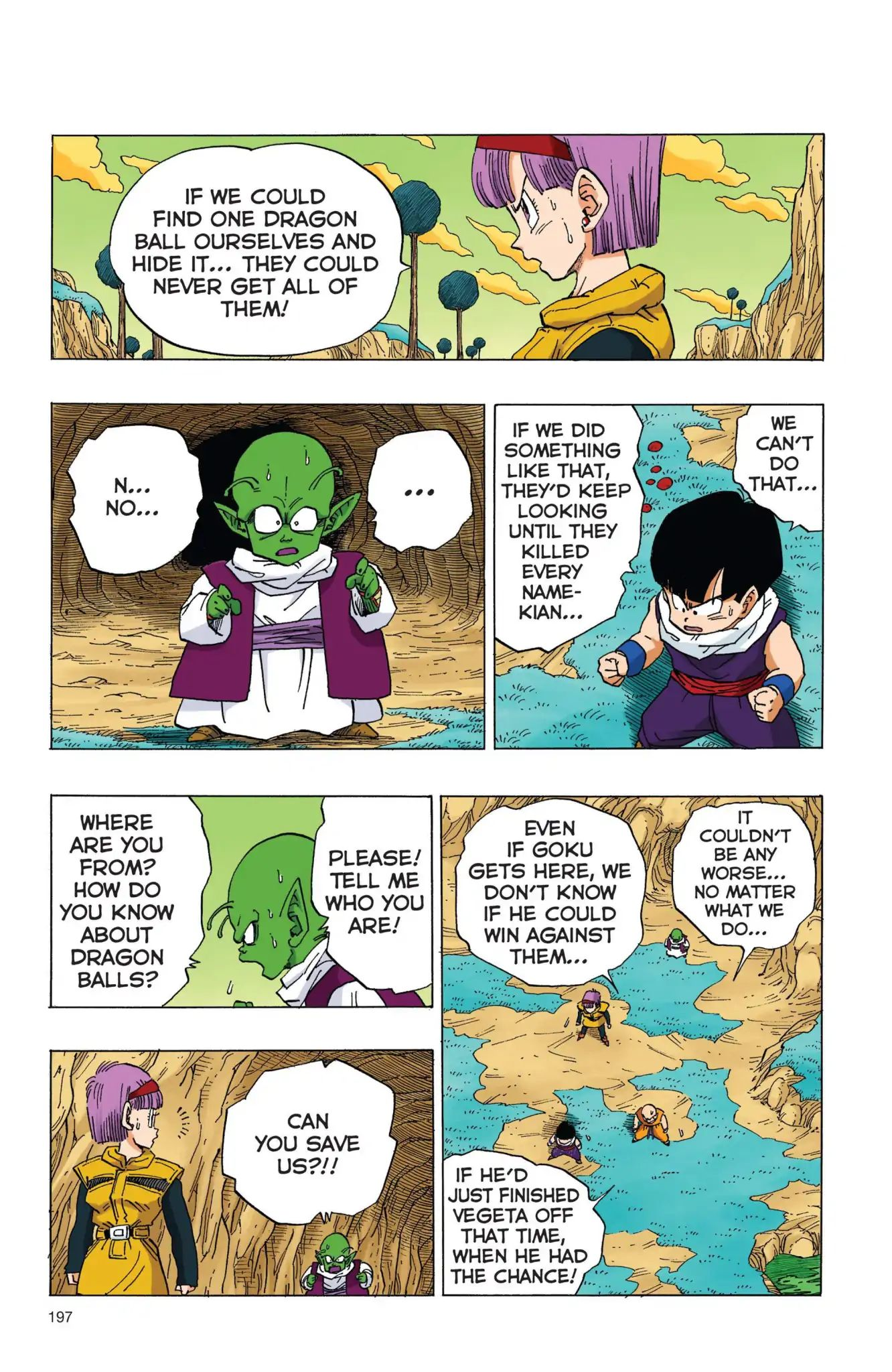 Dragon Ball Full Color Freeza Arc Chapter 14  Online Free Manga Read Image 10