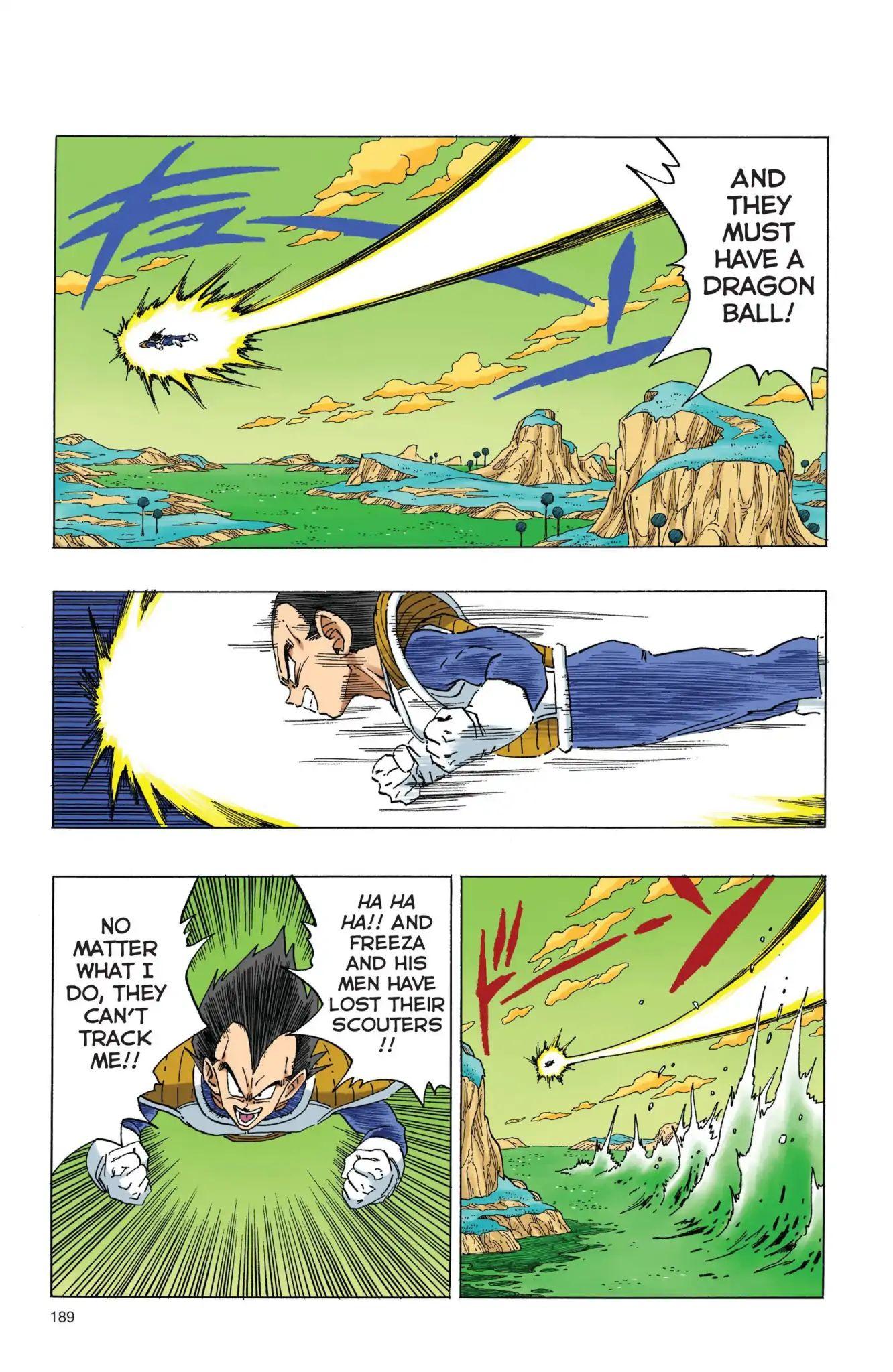 Dragon Ball Full Color Freeza Arc Chapter 14  Online Free Manga Read Image 2