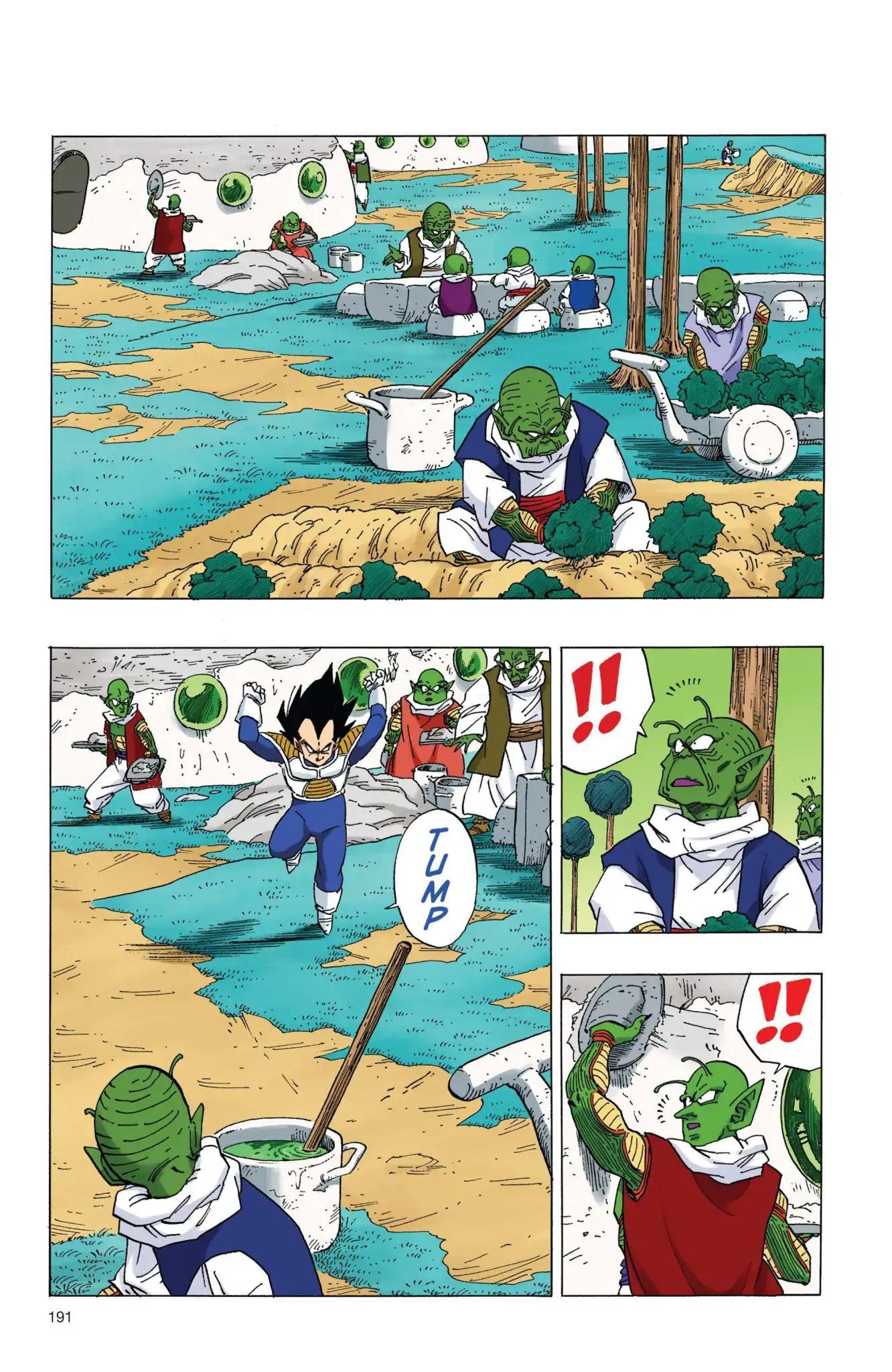 Dragon Ball Full Color Freeza Arc Chapter 14  Online Free Manga Read Image 4