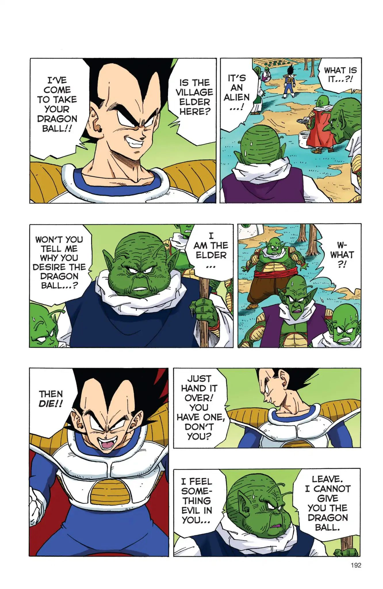 Dragon Ball Full Color Freeza Arc Chapter 14  Online Free Manga Read Image 5