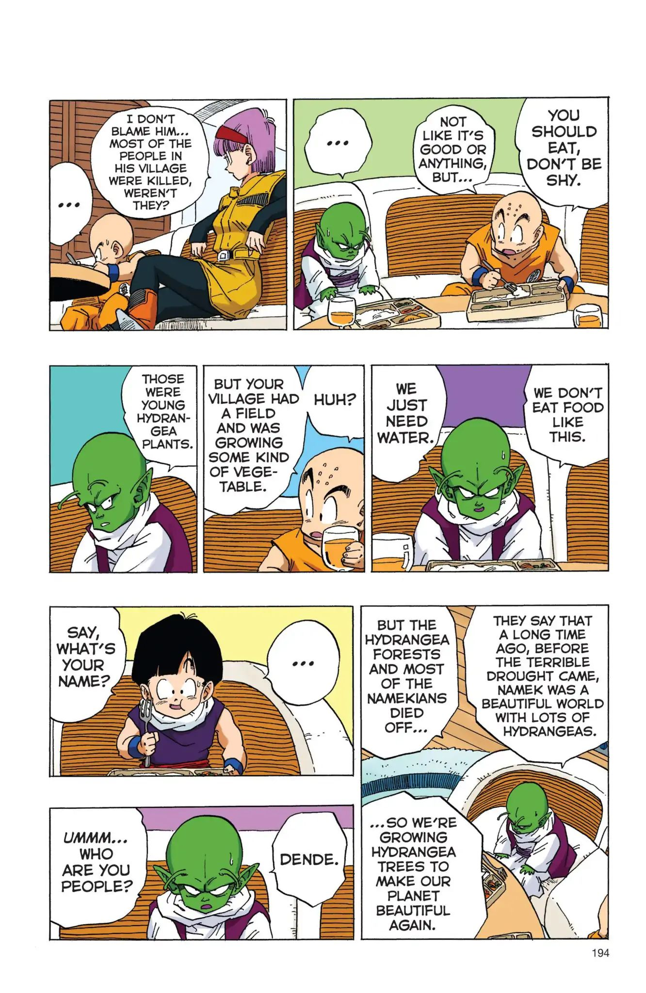 Dragon Ball Full Color Freeza Arc Chapter 14  Online Free Manga Read Image 7
