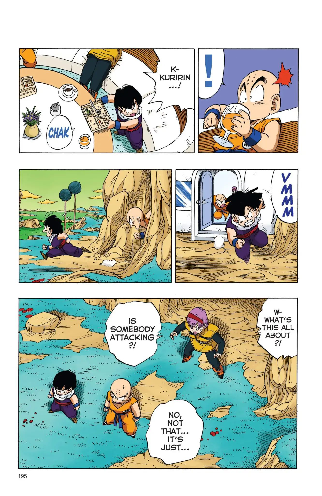 Dragon Ball Full Color Freeza Arc Chapter 14  Online Free Manga Read Image 8