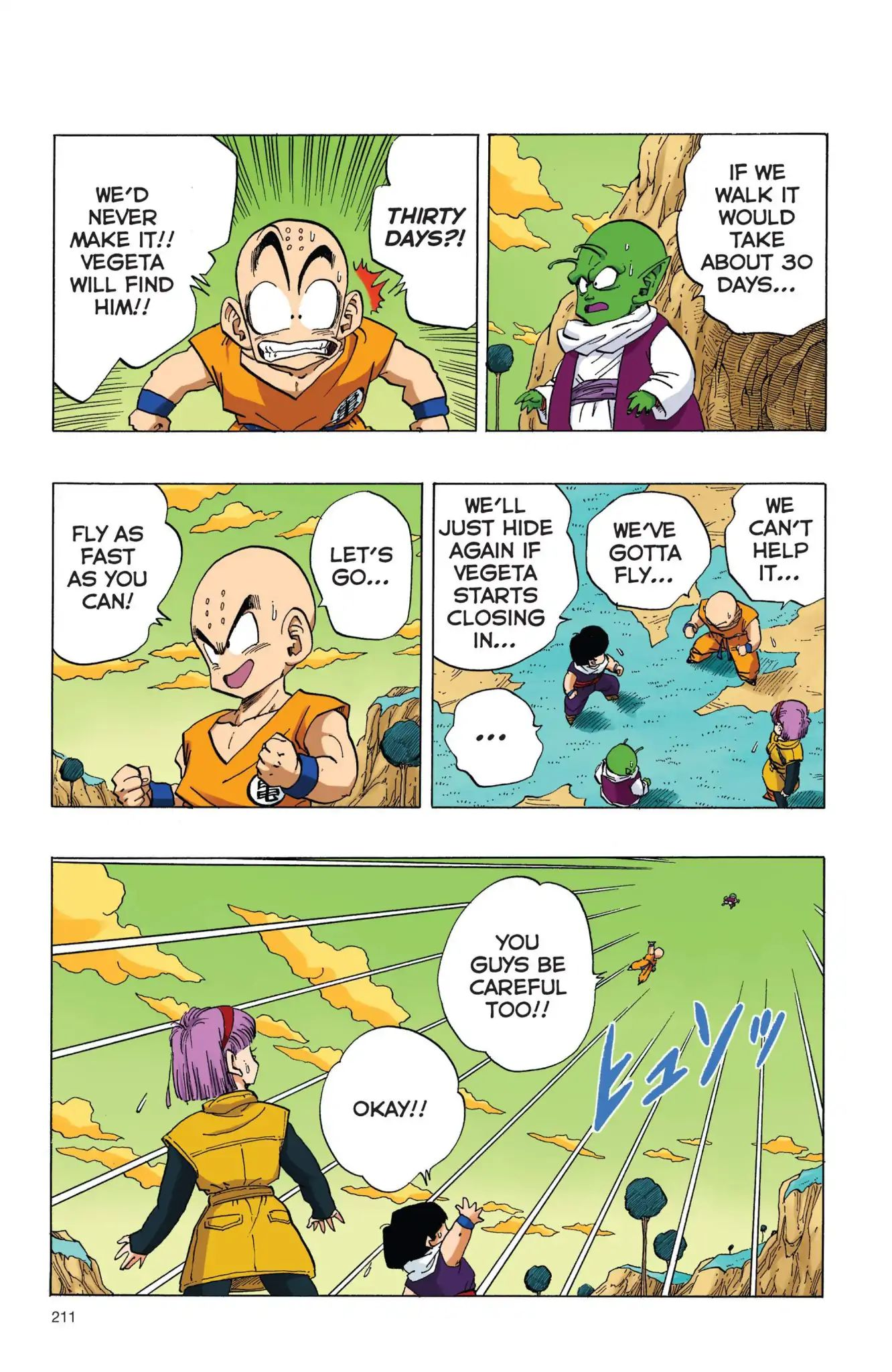 Dragon Ball Full Color Freeza Arc Chapter 15  Online Free Manga Read Image 10
