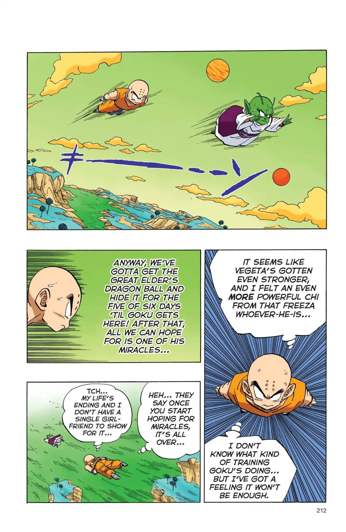 Dragon Ball Full Color Freeza Arc Chapter 15  Online Free Manga Read Image 11