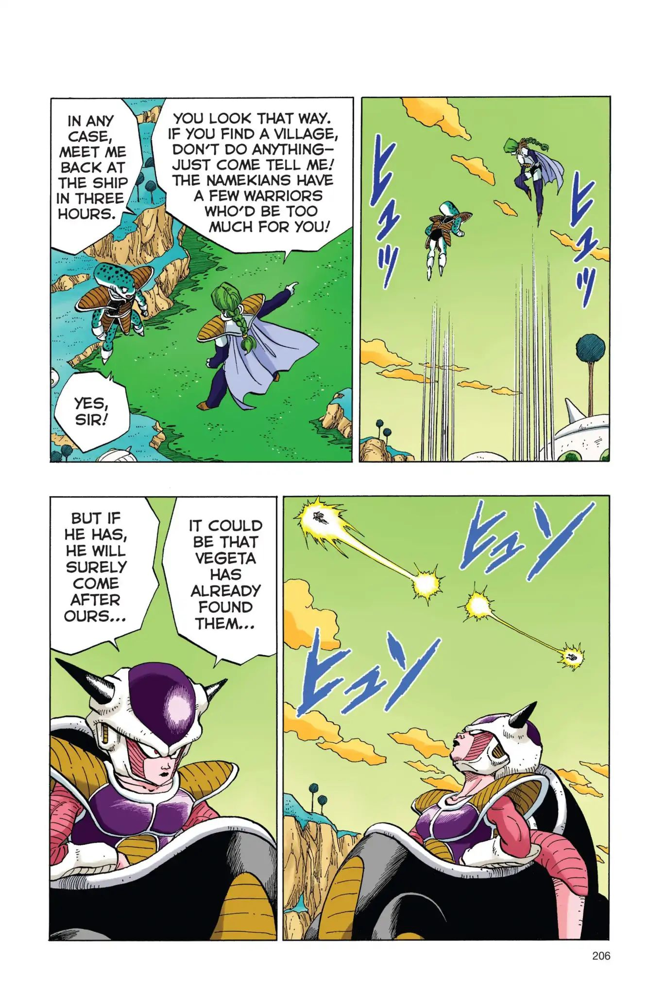 Dragon Ball Full Color Freeza Arc Chapter 15  Online Free Manga Read Image 5