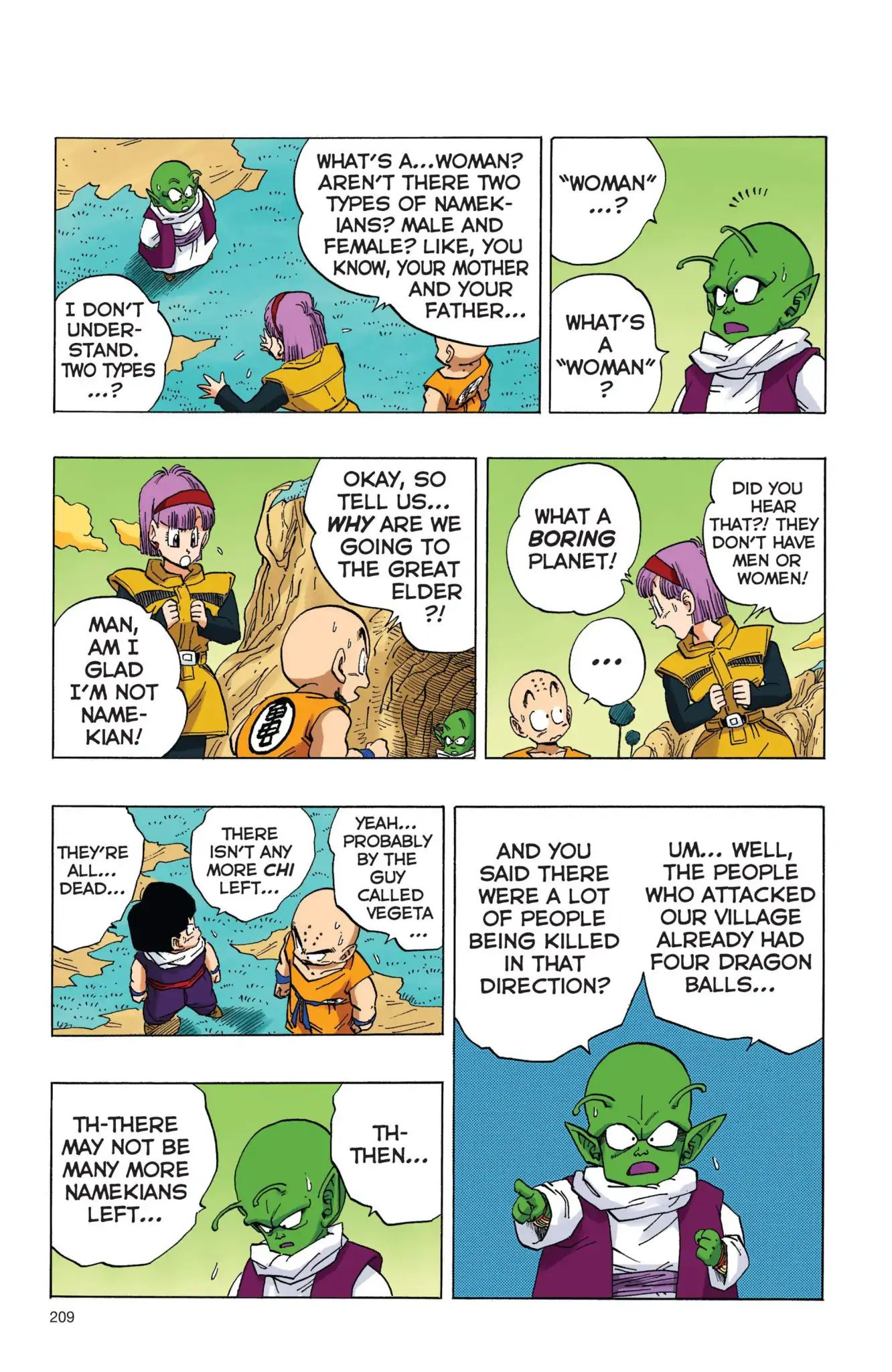 Dragon Ball Full Color Freeza Arc Chapter 15  Online Free Manga Read Image 8