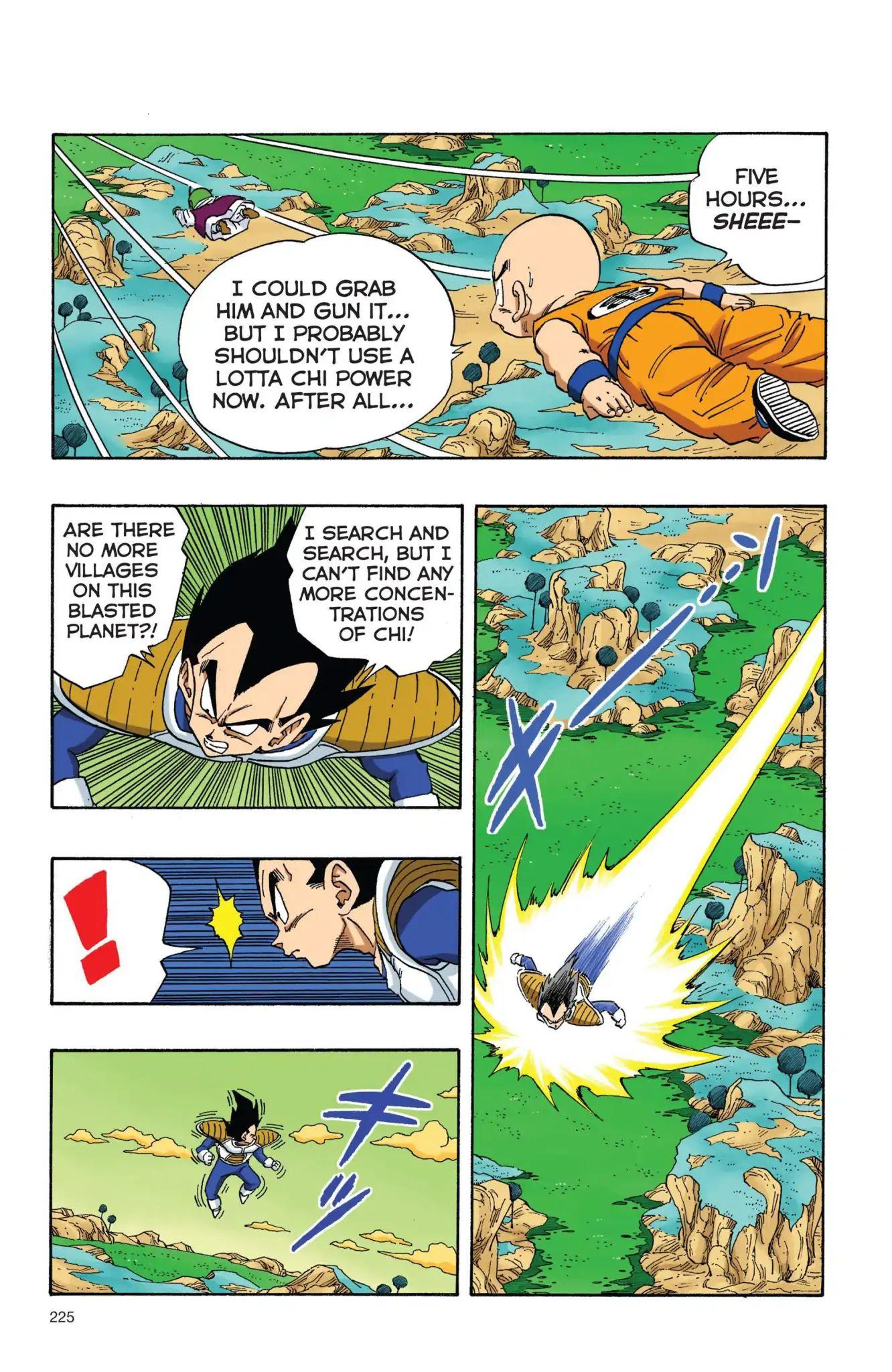 Dragon Ball Full Color Freeza Arc Chapter 16  Online Free Manga Read Image 10