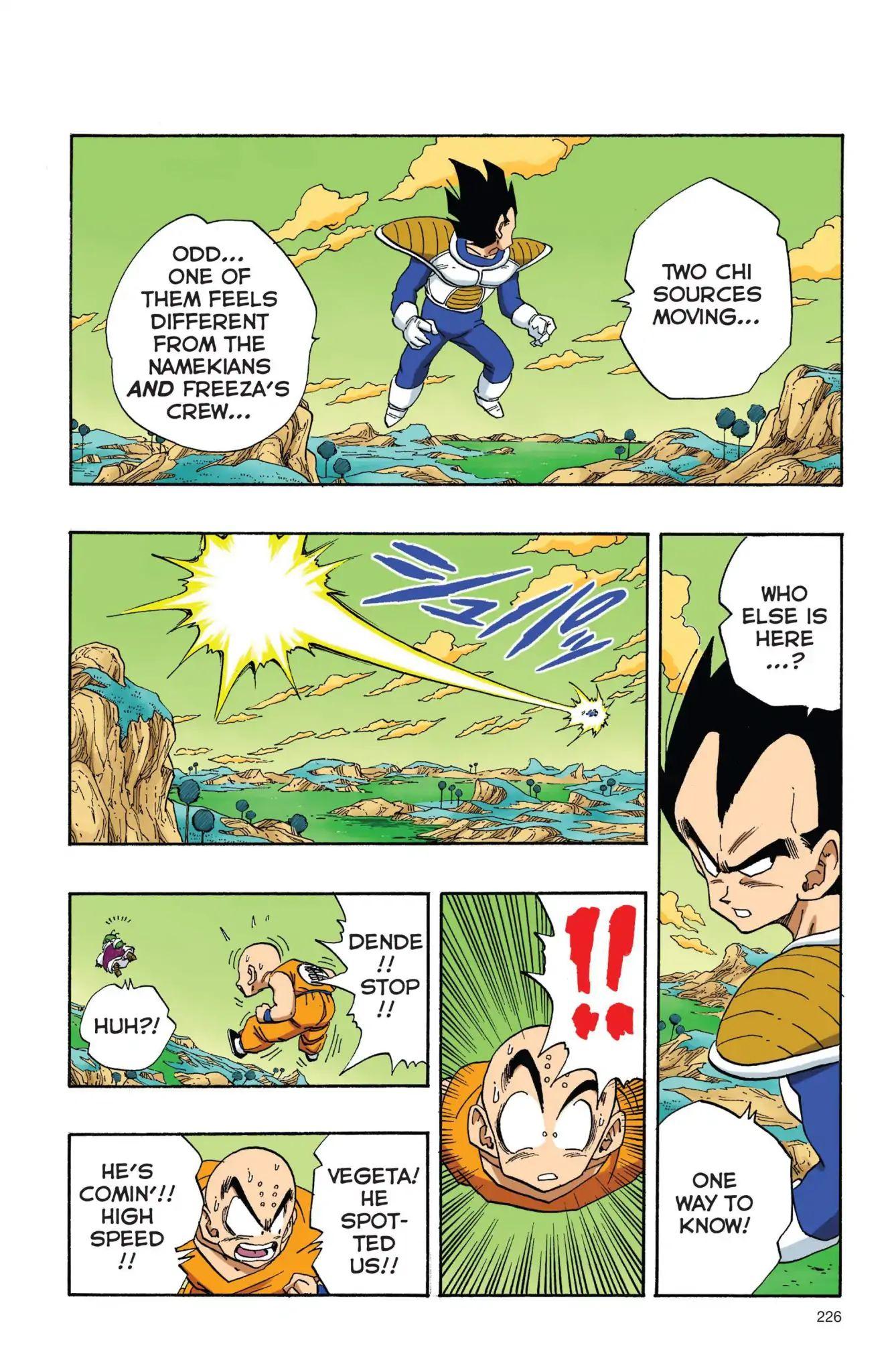 Dragon Ball Full Color Freeza Arc Chapter 16  Online Free Manga Read Image 11