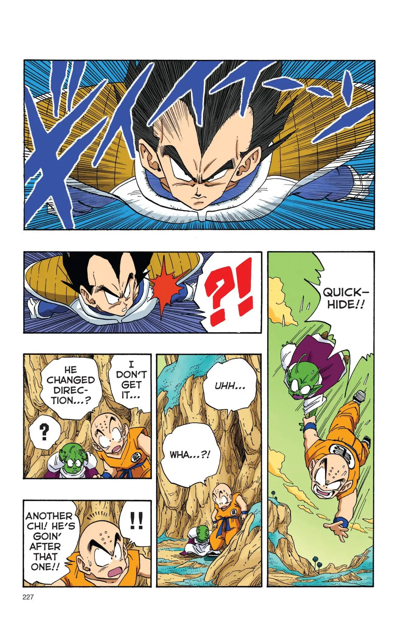 Dragon Ball Full Color Freeza Arc Chapter 16  Online Free Manga Read Image 12