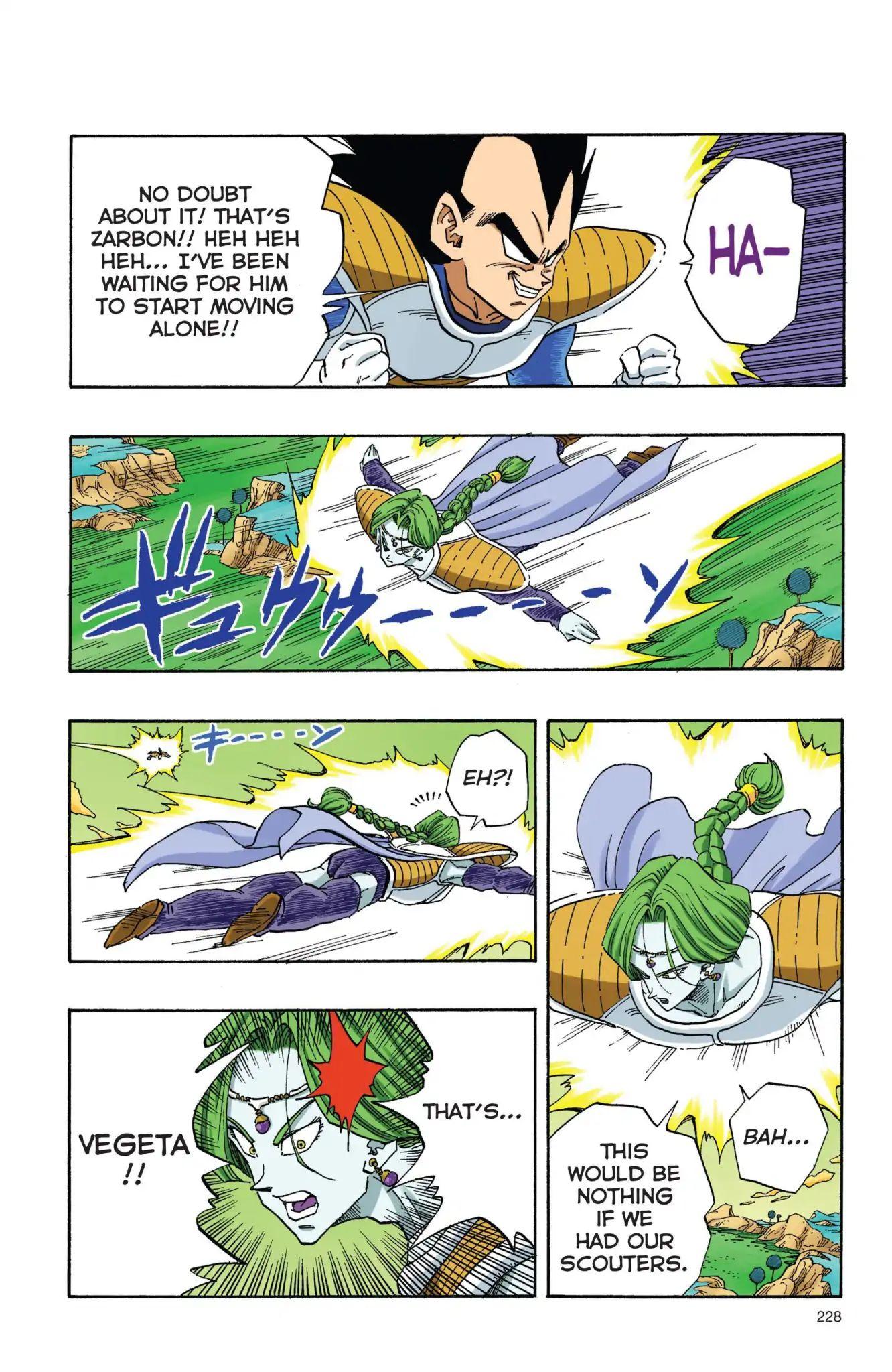 Dragon Ball Full Color Freeza Arc Chapter 16  Online Free Manga Read Image 13