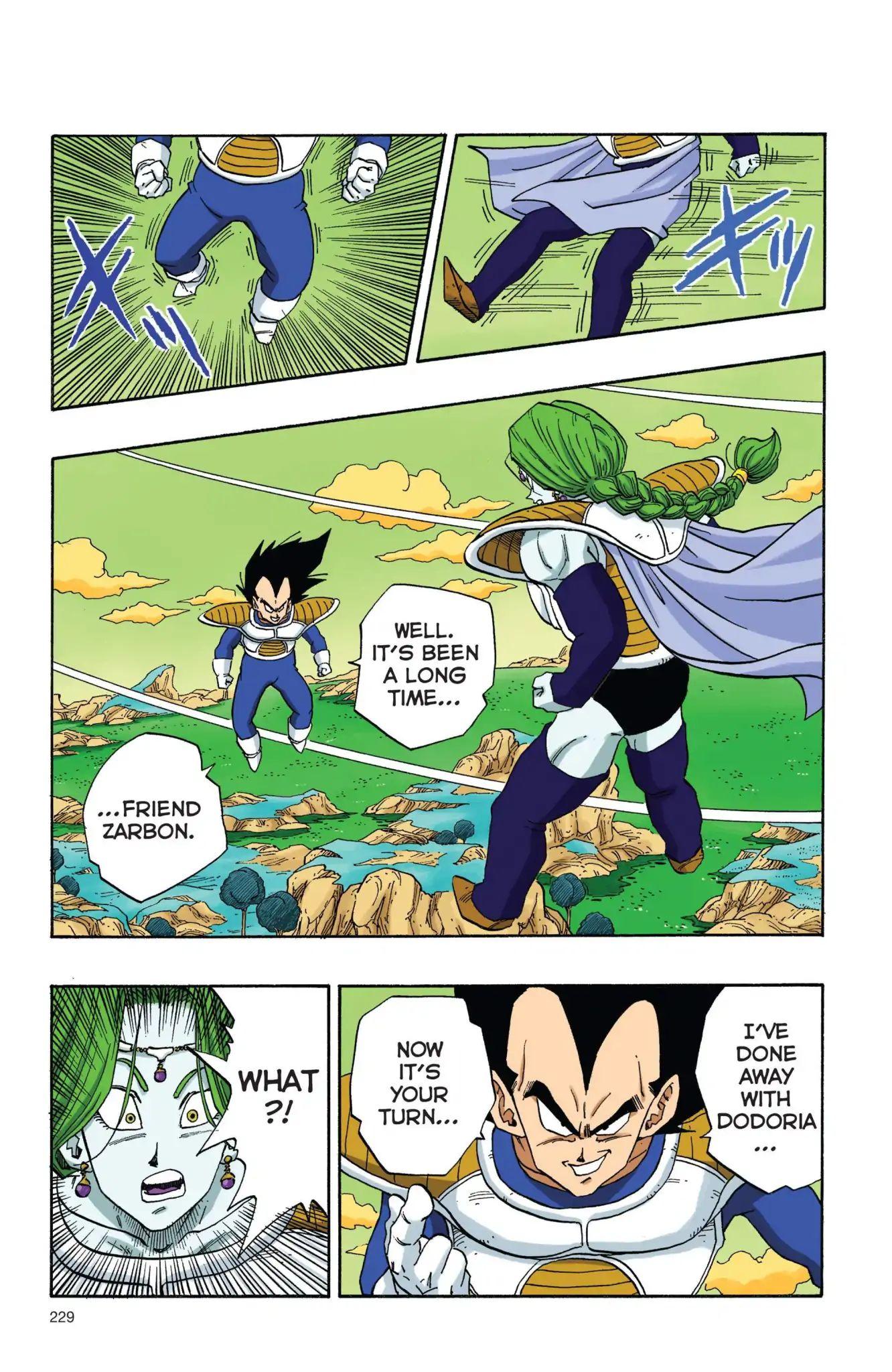 Dragon Ball Full Color Freeza Arc Chapter 16  Online Free Manga Read Image 14