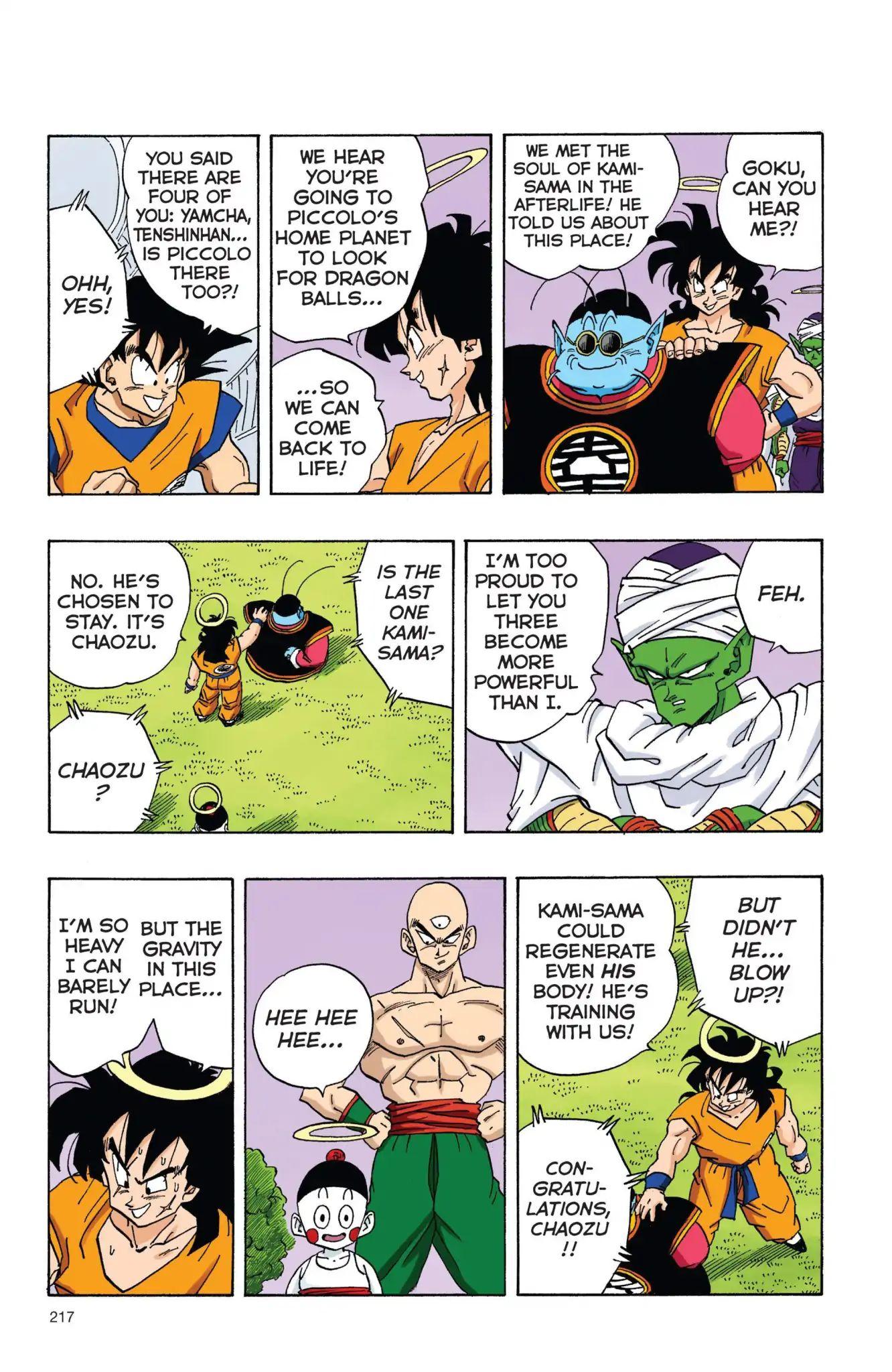 Dragon Ball Full Color Freeza Arc Chapter 16  Online Free Manga Read Image 2