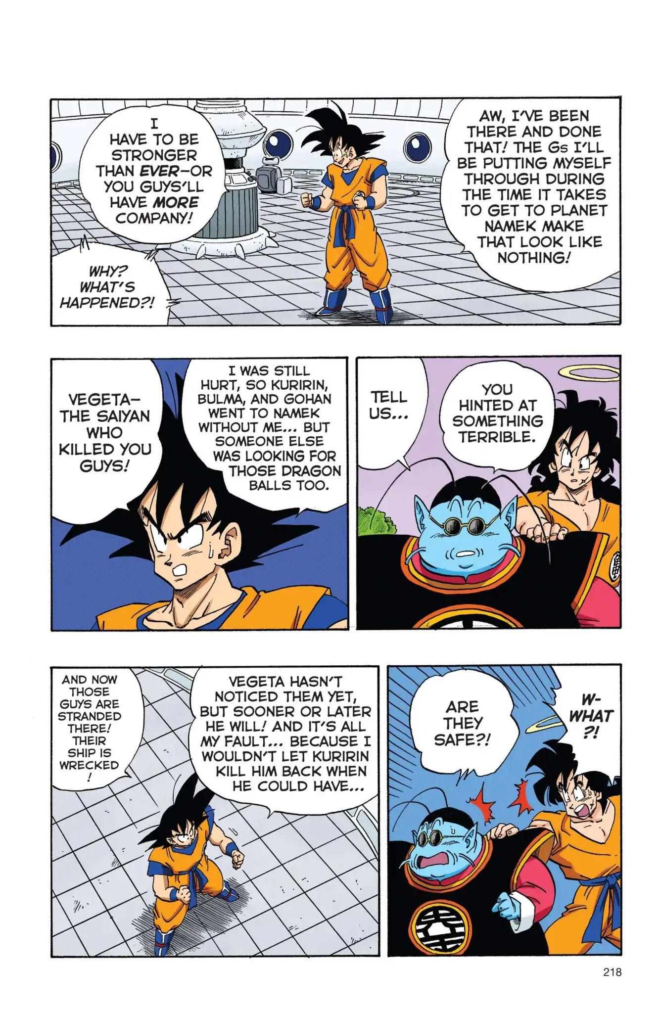 Dragon Ball Full Color Freeza Arc Chapter 16  Online Free Manga Read Image 3