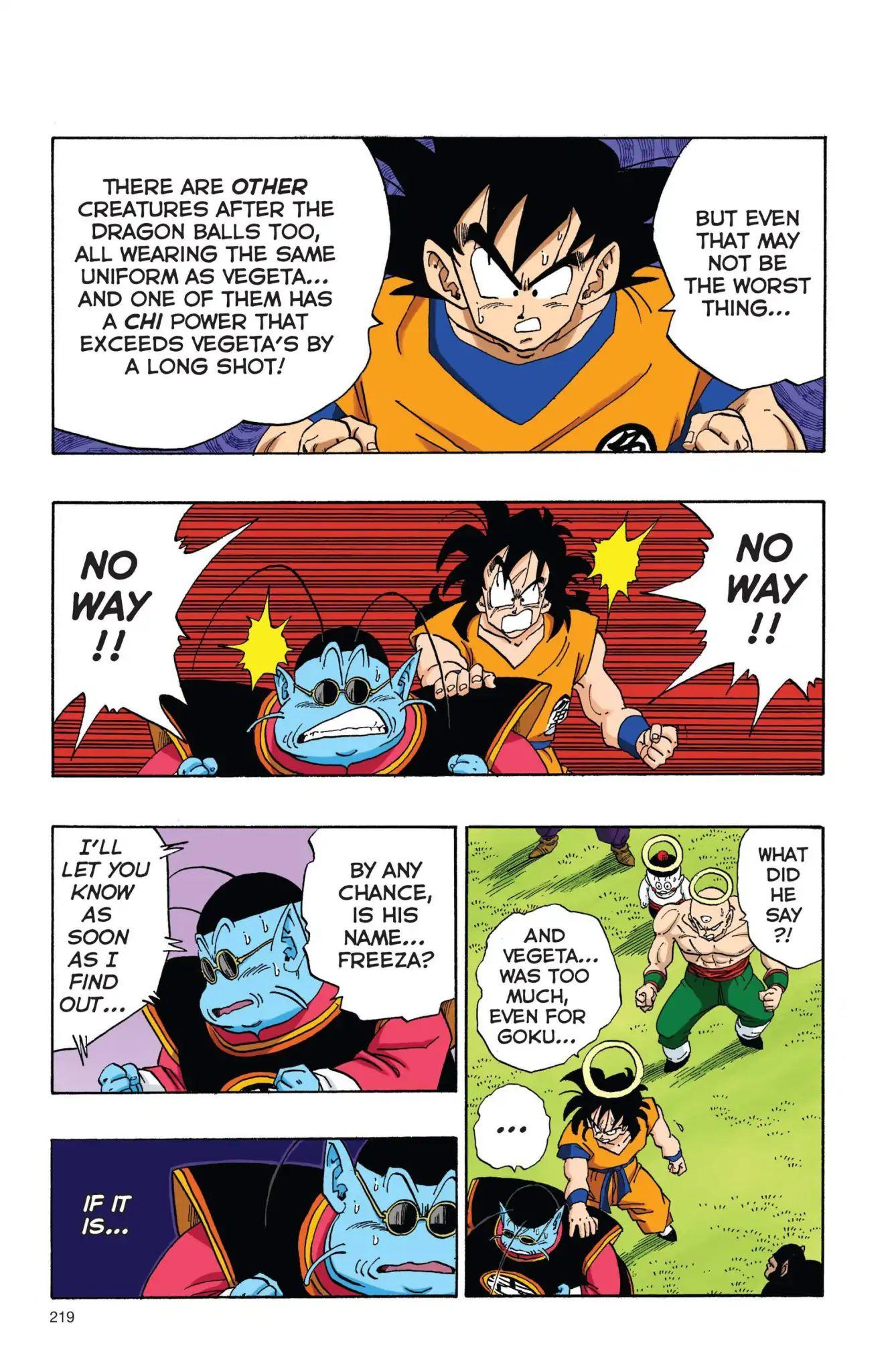 Dragon Ball Full Color Freeza Arc Chapter 16  Online Free Manga Read Image 4