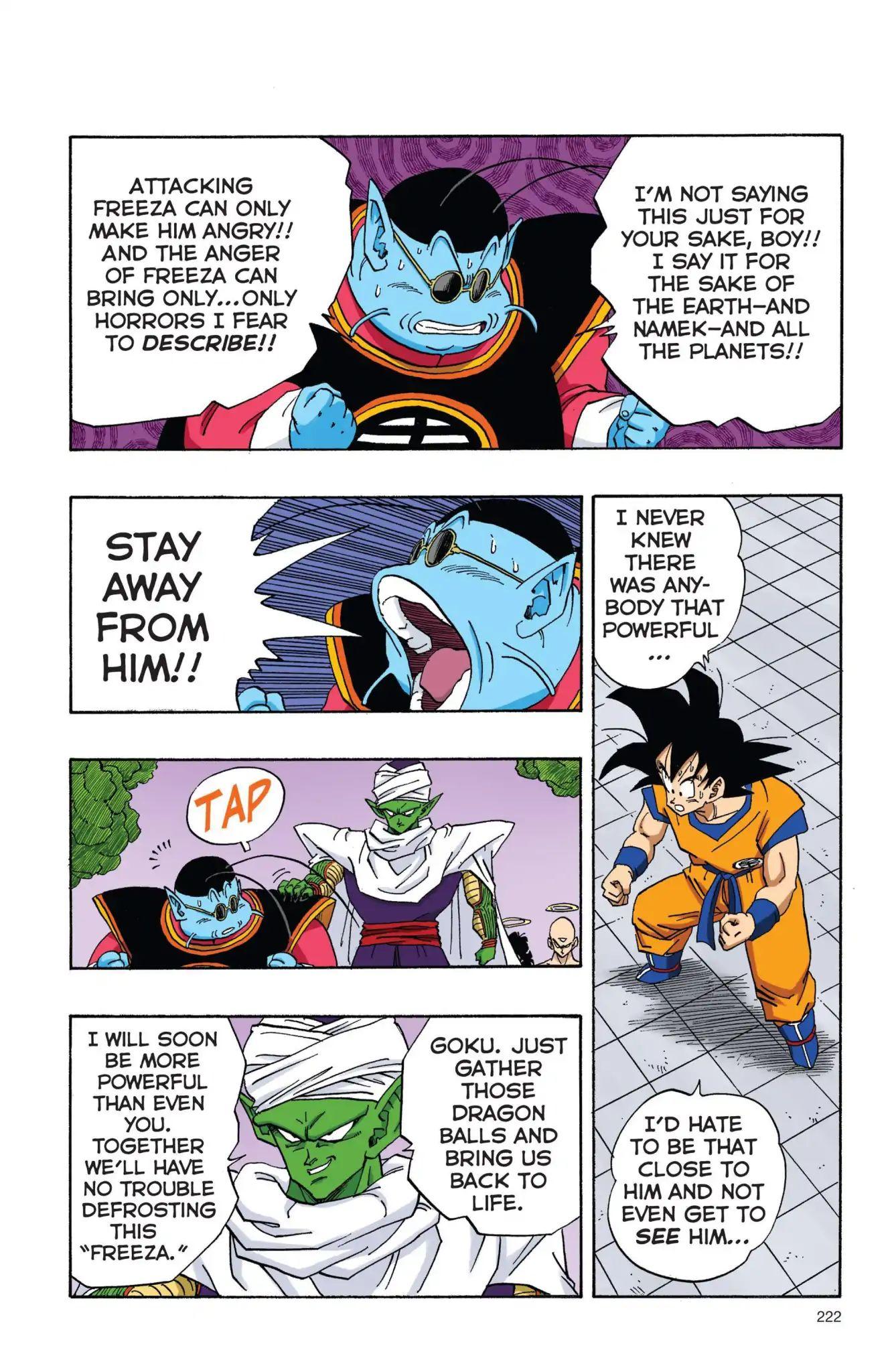 Dragon Ball Full Color Freeza Arc Chapter 16  Online Free Manga Read Image 7