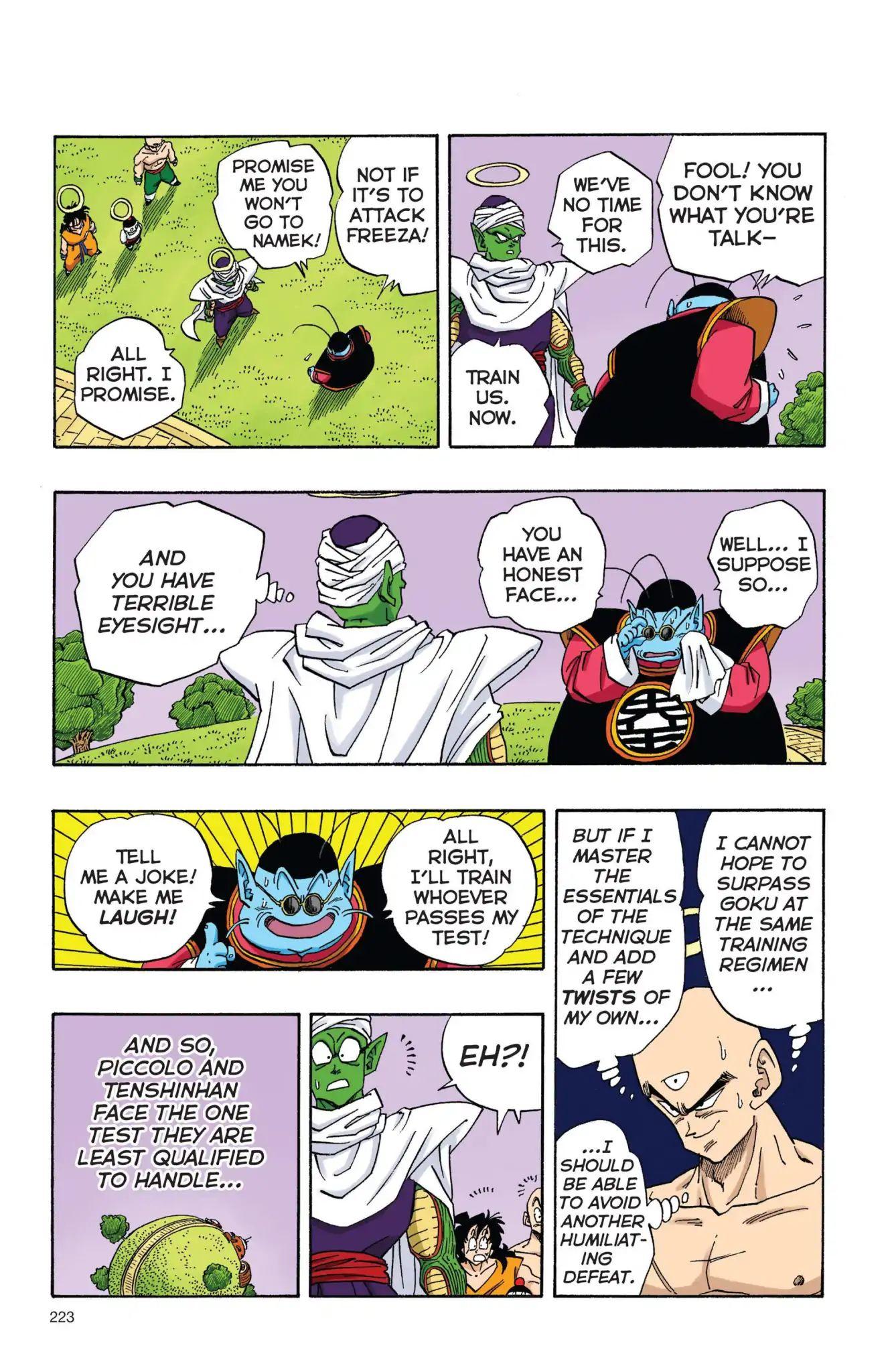 Dragon Ball Full Color Freeza Arc Chapter 16  Online Free Manga Read Image 8