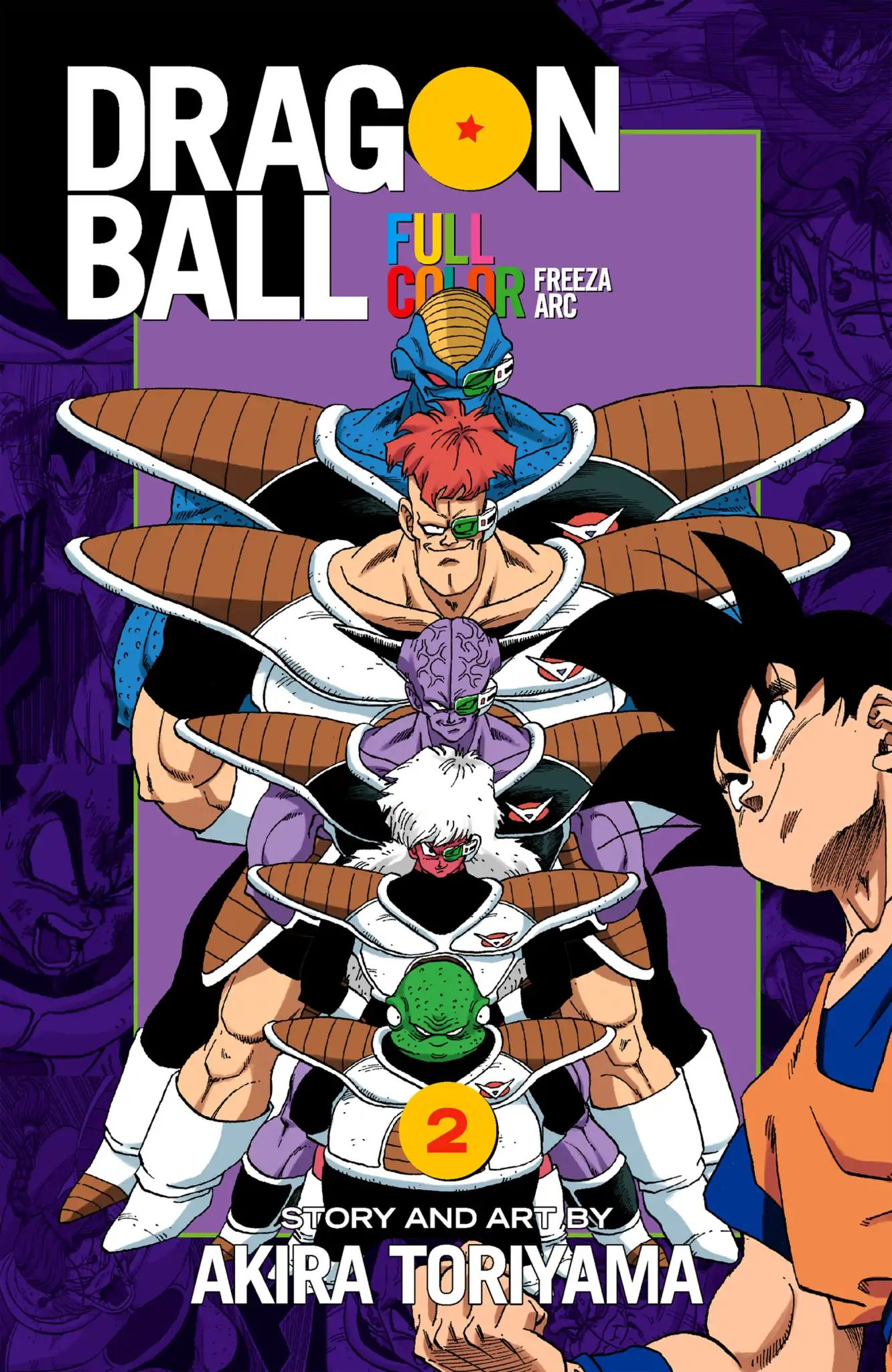 Dragon Ball Full Color Freeza Arc Chapter 18  Online Free Manga Read Image 1
