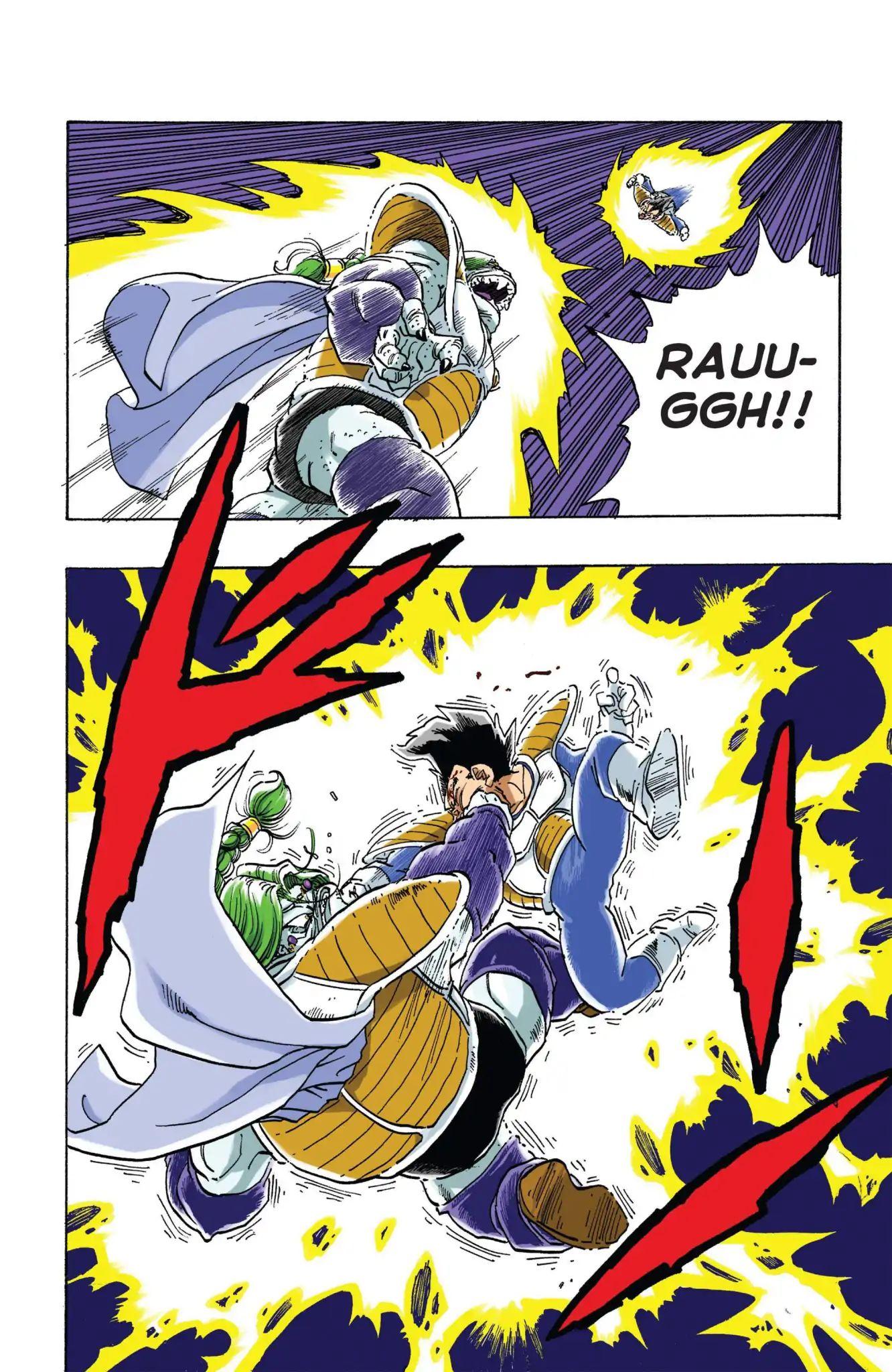 Dragon Ball Full Color Freeza Arc Chapter 18  Online Free Manga Read Image 11