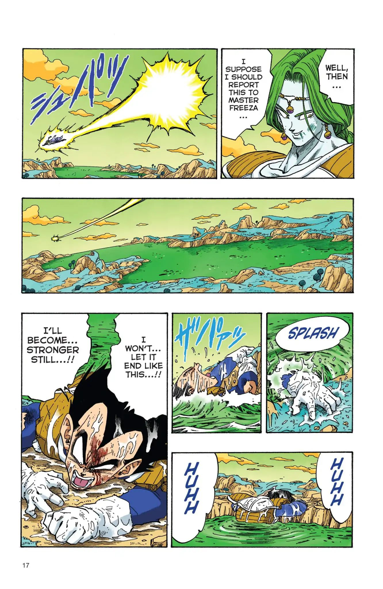 Dragon Ball Full Color Freeza Arc Chapter 18  Online Free Manga Read Image 18
